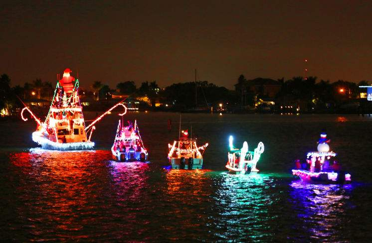 Christmas Parade 2020 Tampa Your guide to holiday parades by land, sea