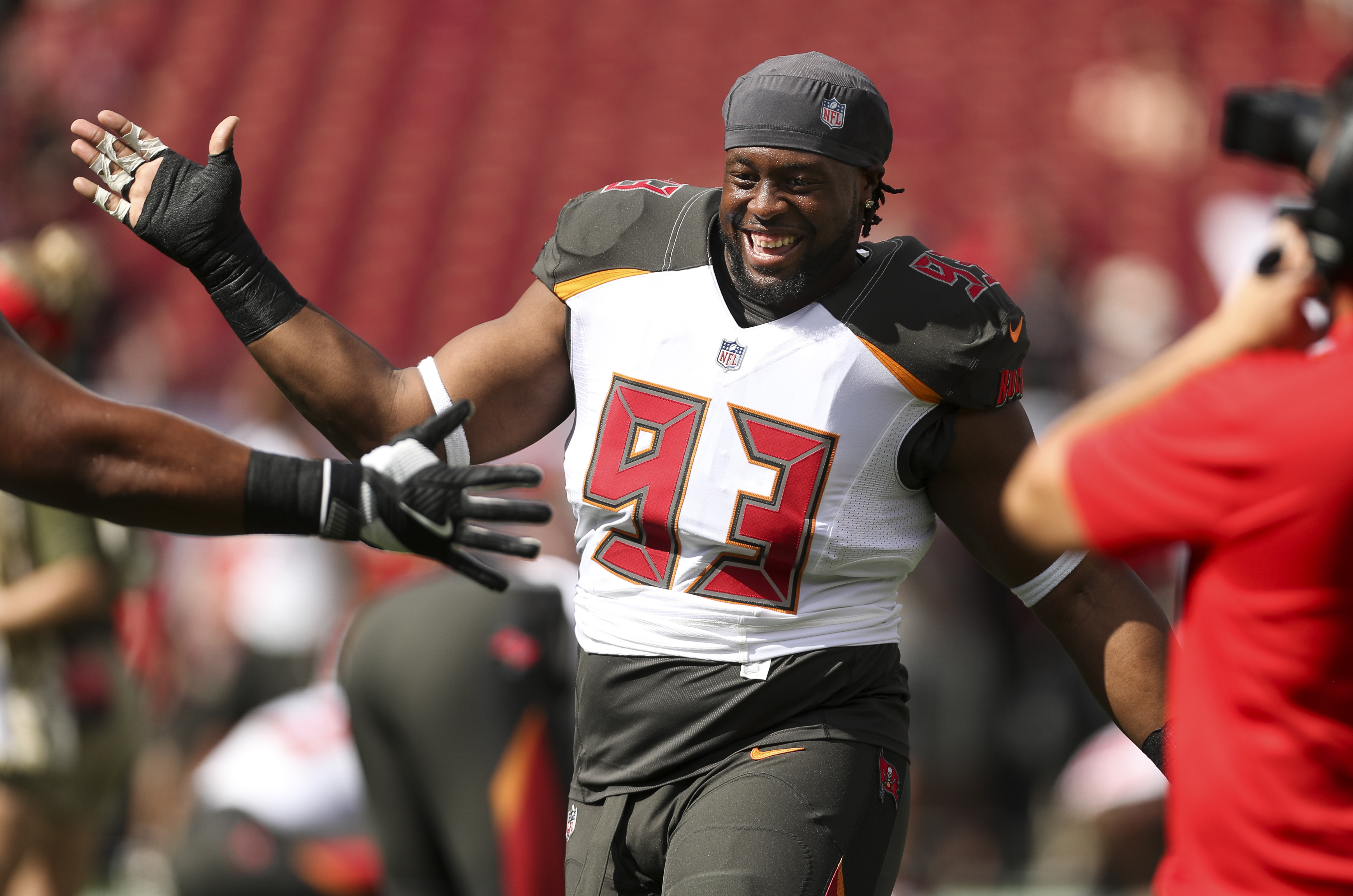 Bleacher Report: Gerald McCoy listed as most likely to be