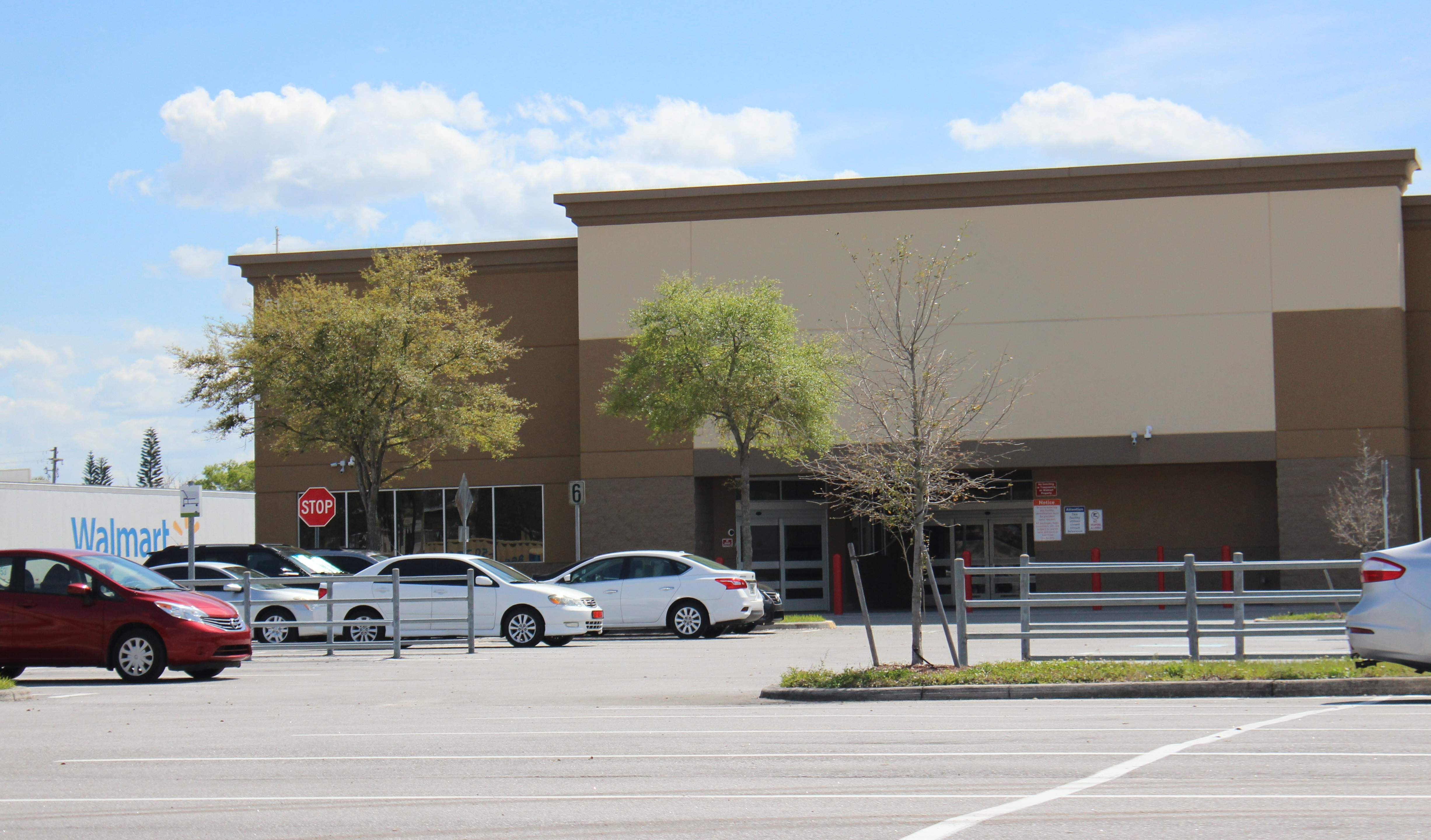 How a closed Tampa Sam's Club became a strategic weapon to