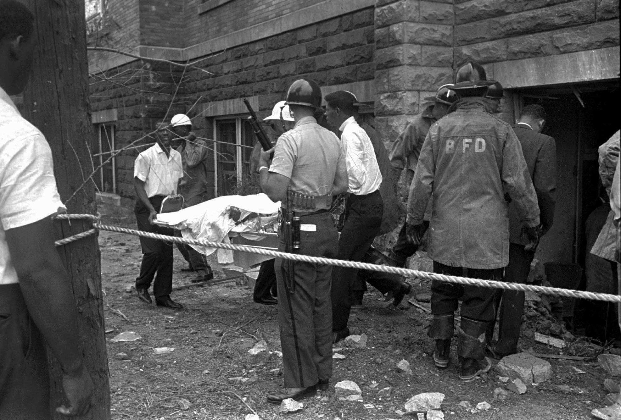 16th Street Baptist Church bombing