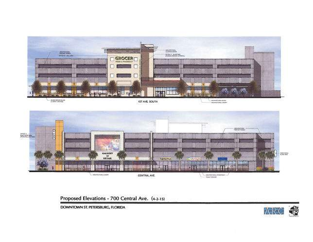 Another grocery store is coming to downtown St  Petersburg