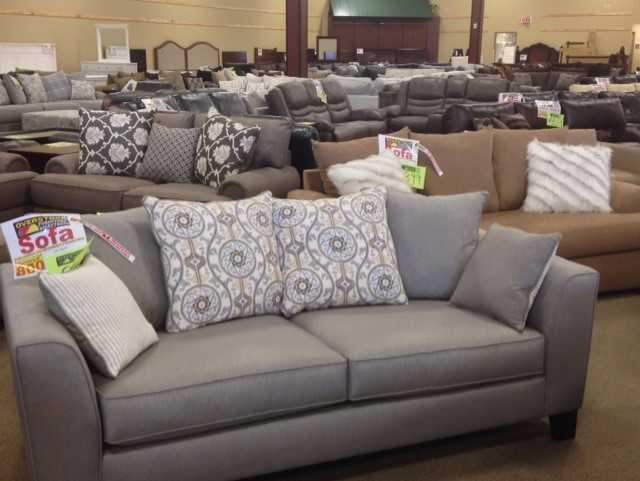 Store S No Frills Approach Means Lower Furniture Prices