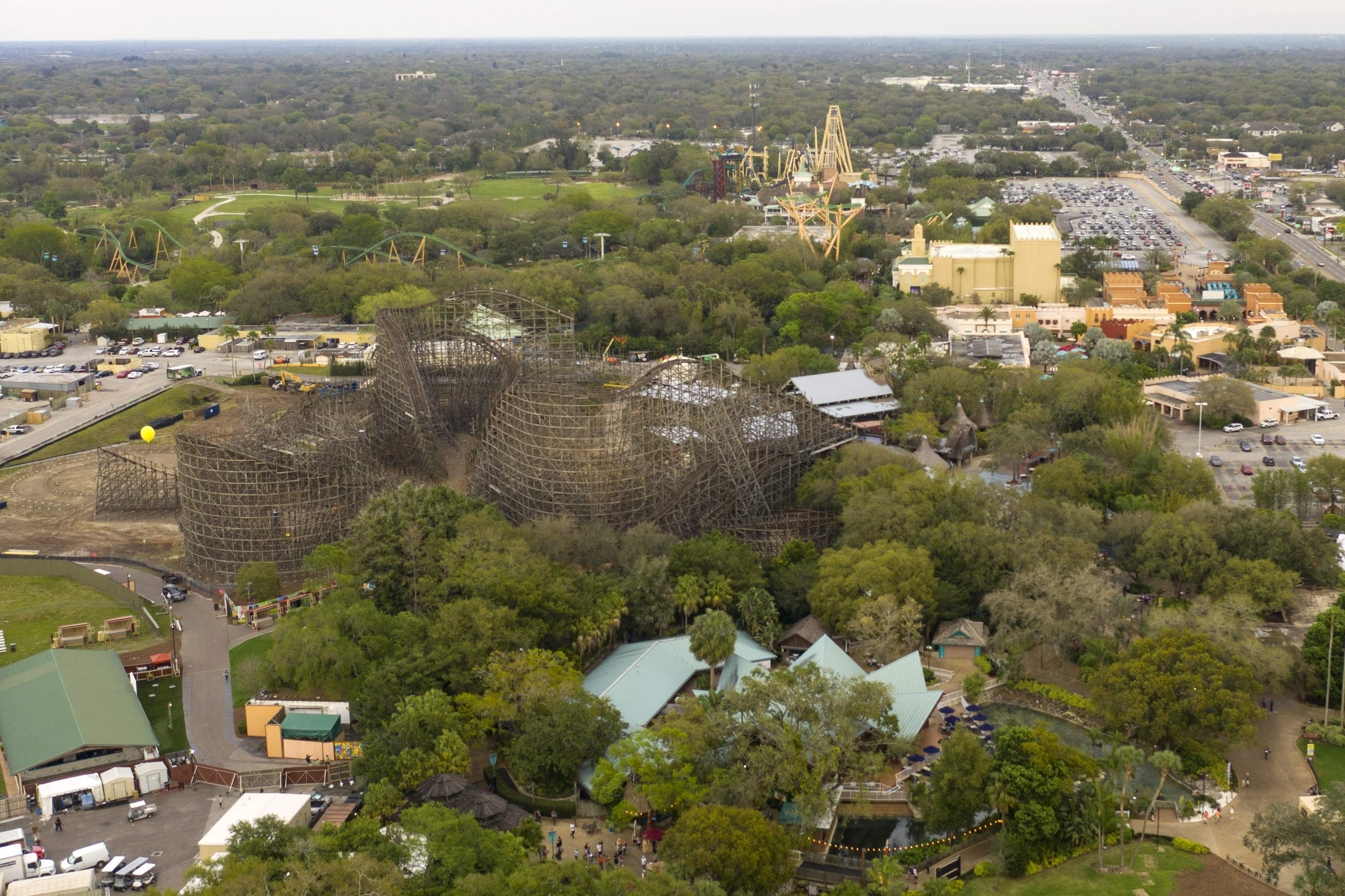 Busch Gardens Will Add Two New Roller Coasters By 2020 Including
