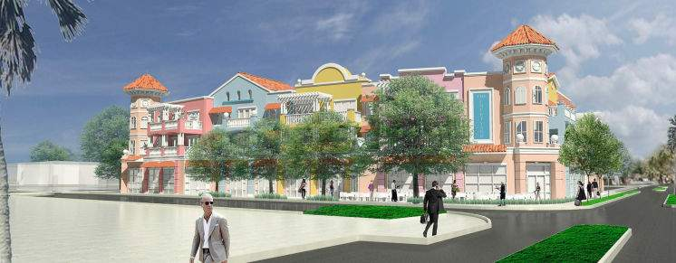 Downtown Dunedin mixed-use proposal clears hurdle