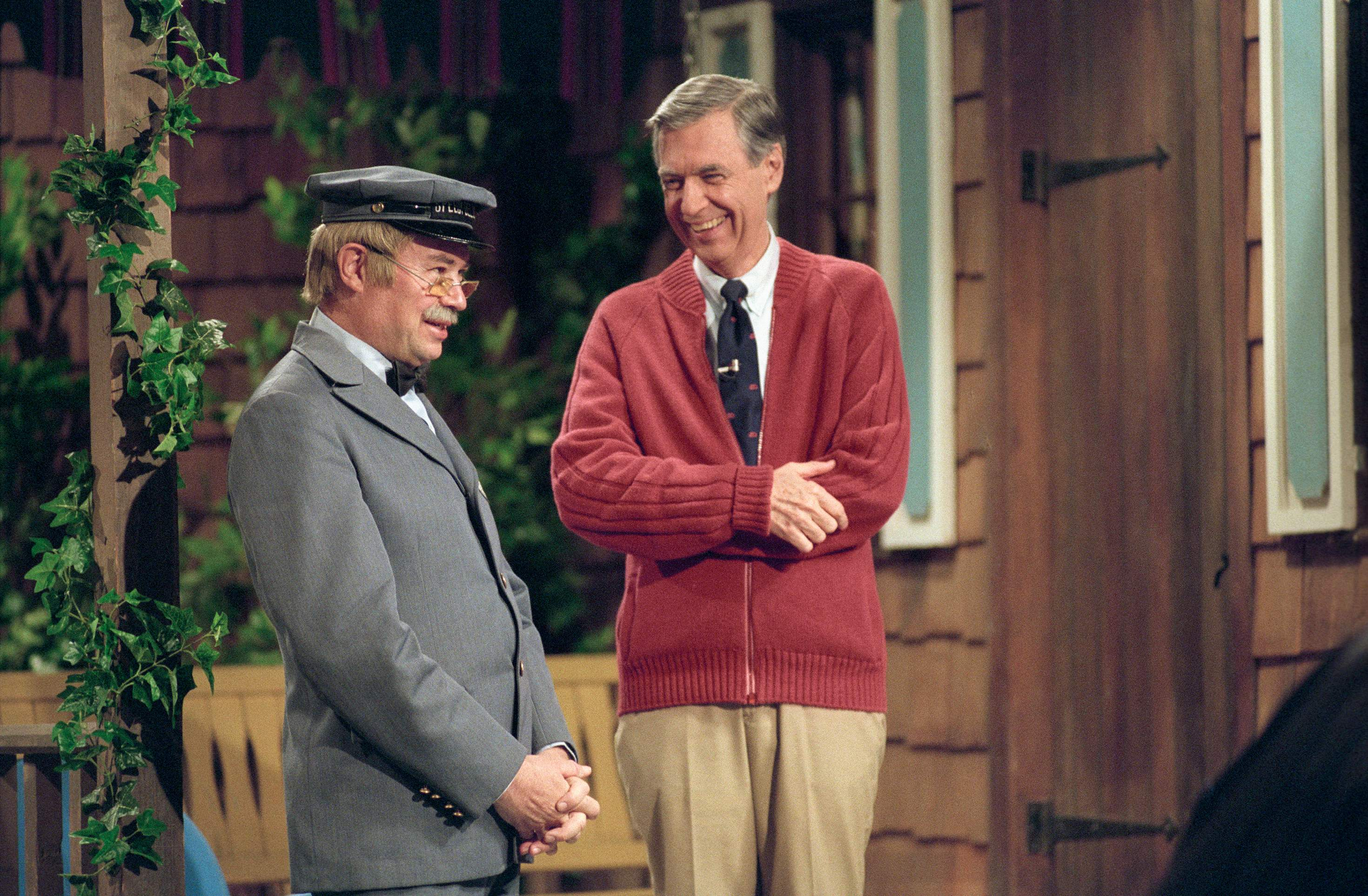 Why is Mister Rogers making adults cry decades later?