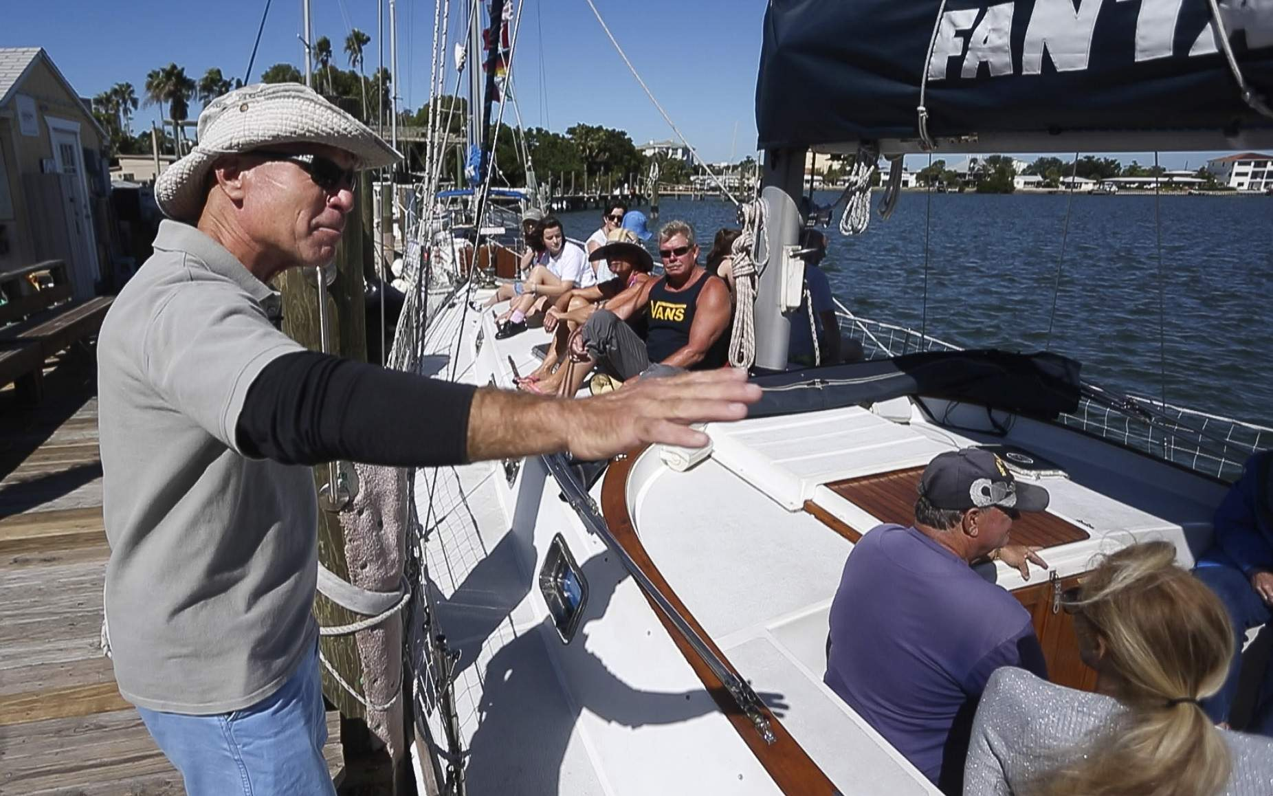 Murky waters: Chartering the wrong boat can have tragic