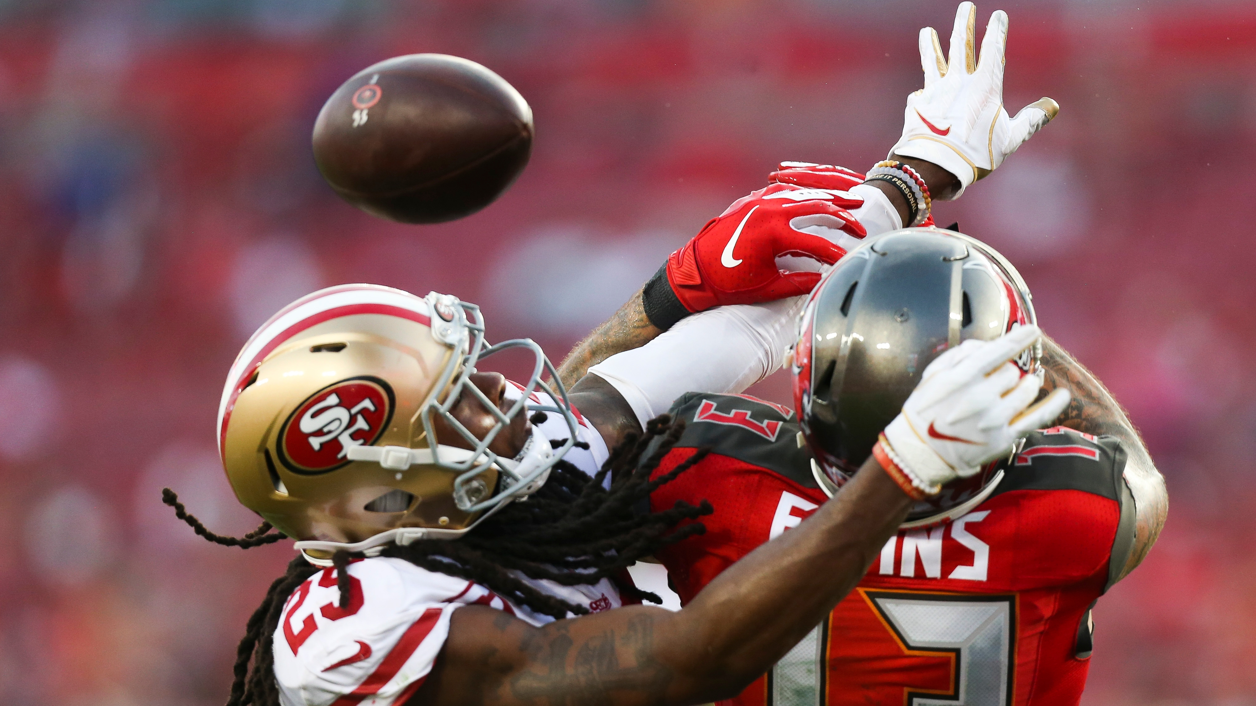 Buccaneers-49ers: What we learned