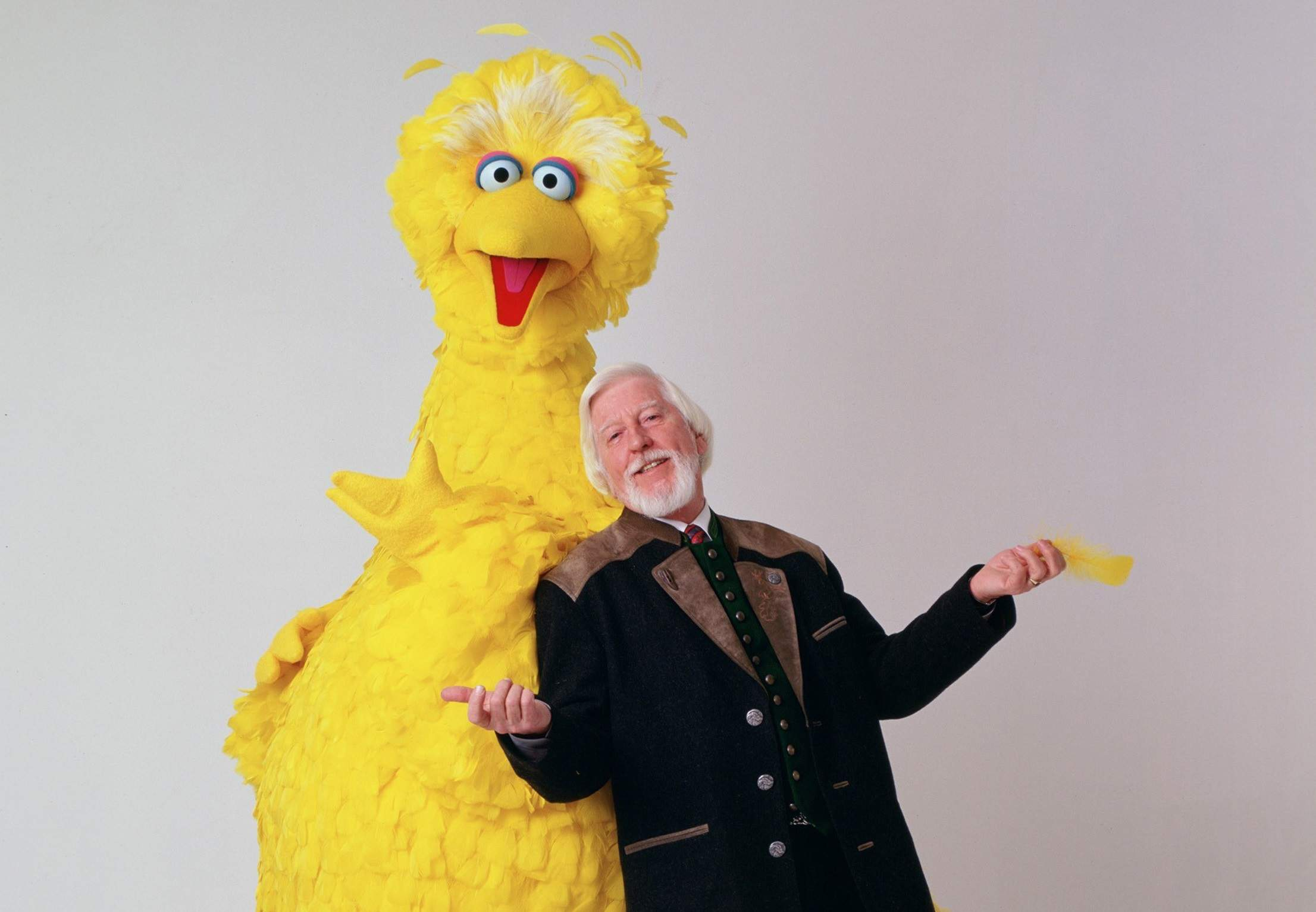 Caroll Spinney, Sesame Street's Big Bird, coming to Tampa