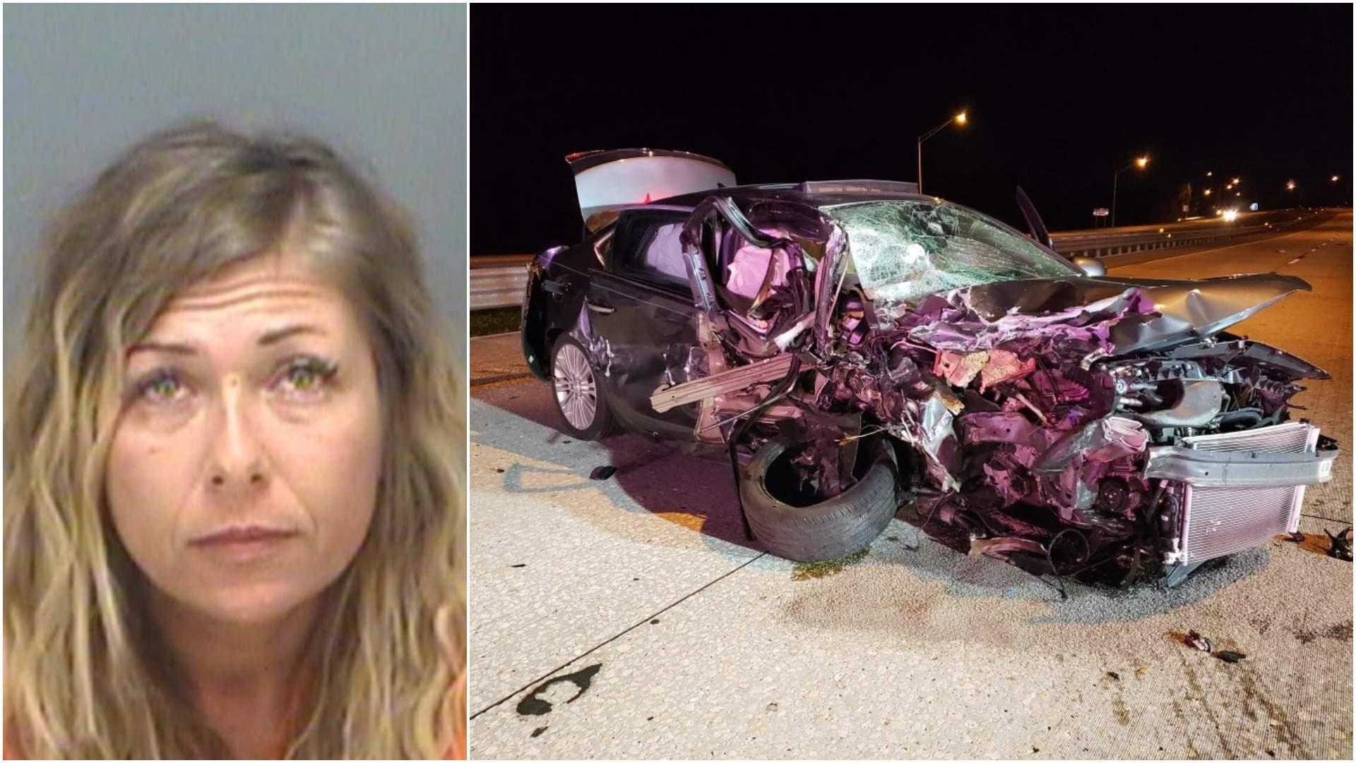 Wrong-way driver in I-275 collision was impaired, troopers say