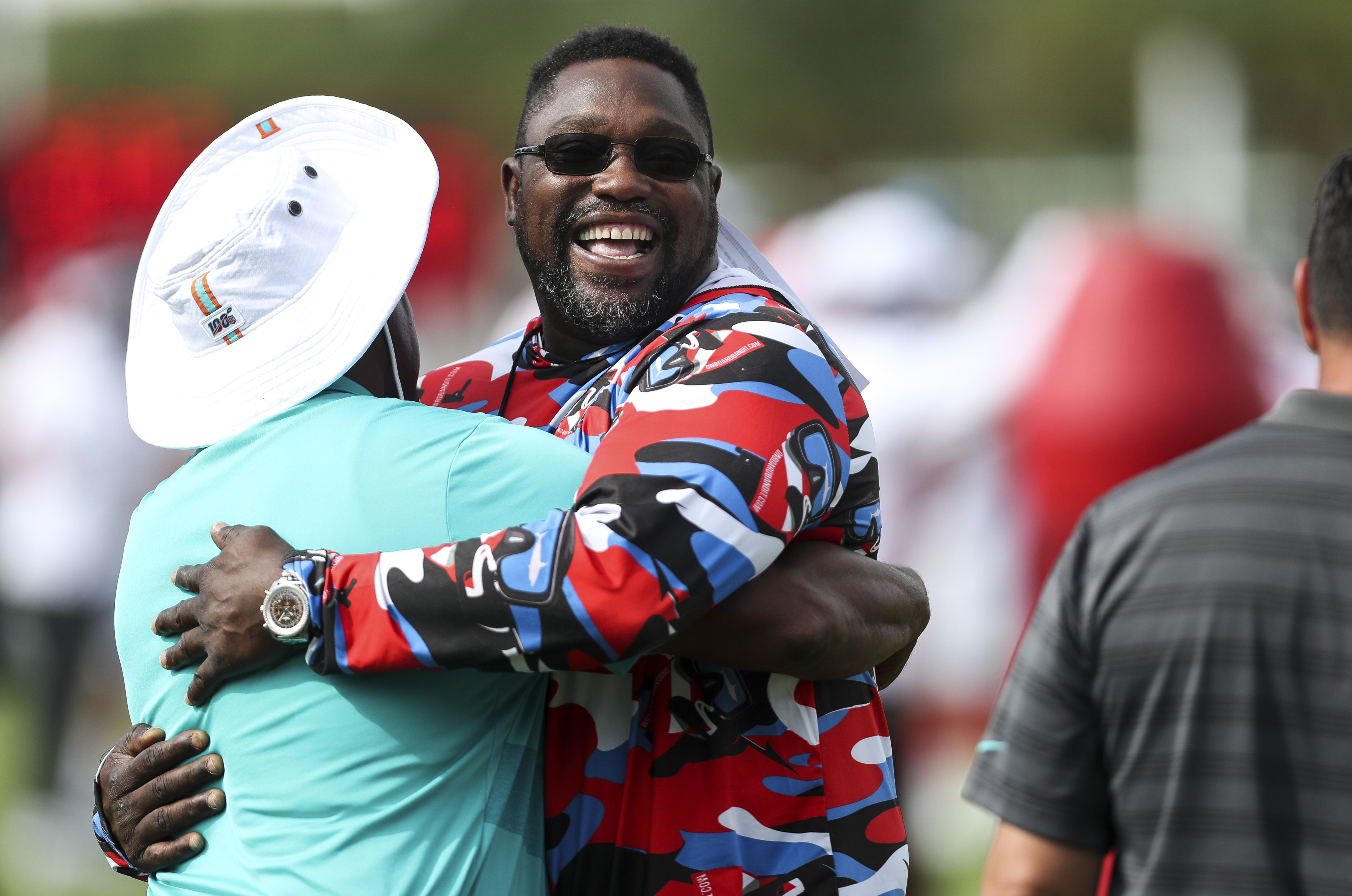 new style ab698 63114 Warren Sapp: Bucs owe Gerald McCoy nothing because he didn't win