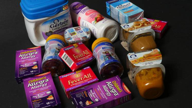 Expired food and baby formula remained on Walmart shelves in