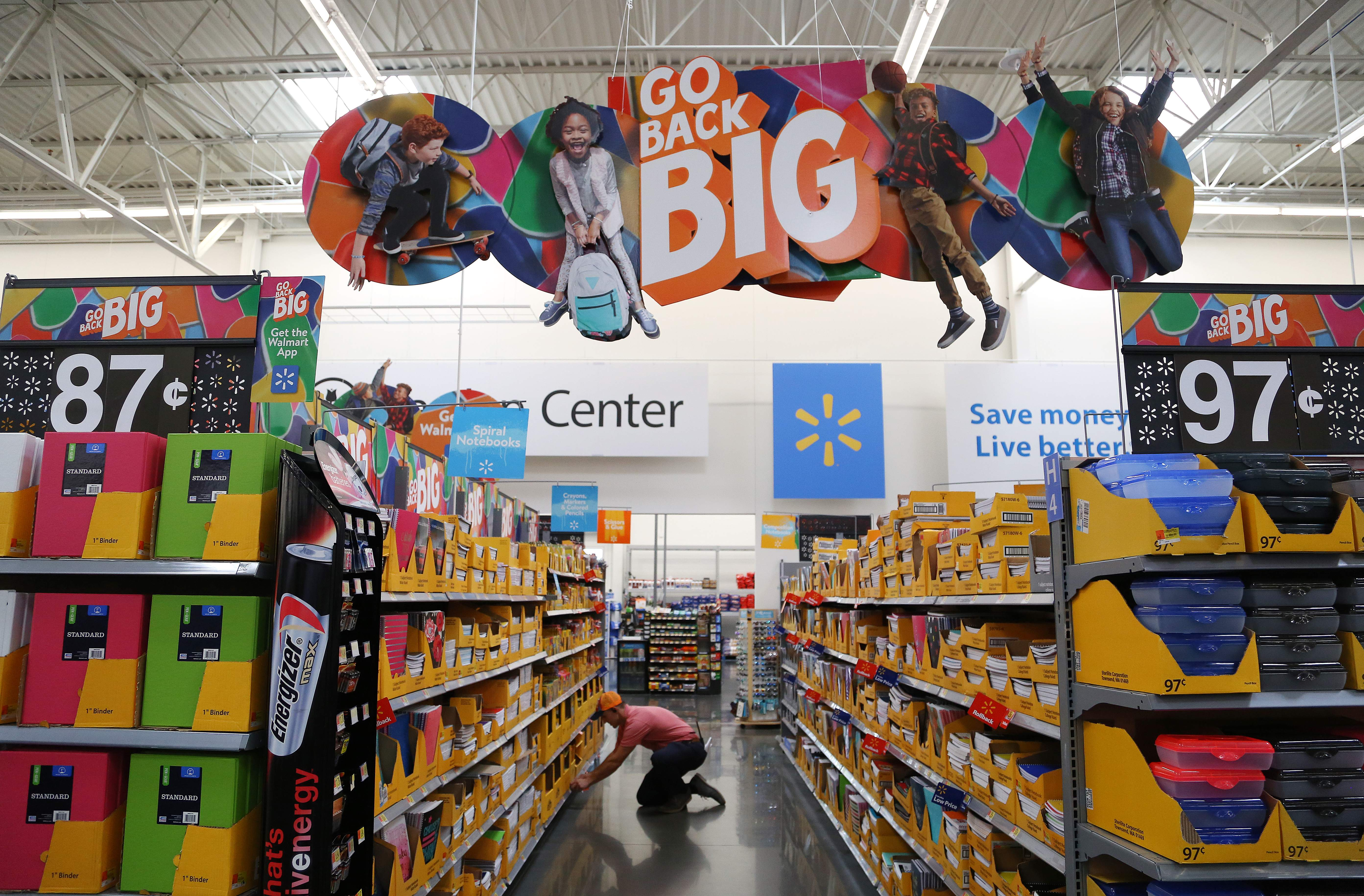 How to save this tax-free weekend at Walmart, Target, Publix