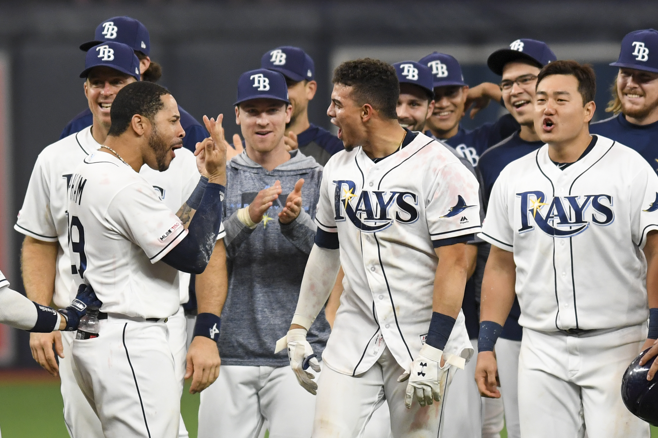 finest selection 52cf0 693b7 Rays sell out $5 tickets for June 14 game; June 10-13 still ...