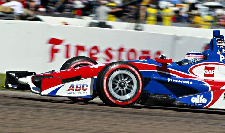 Tire management contributes to Sato's seventh-place finish