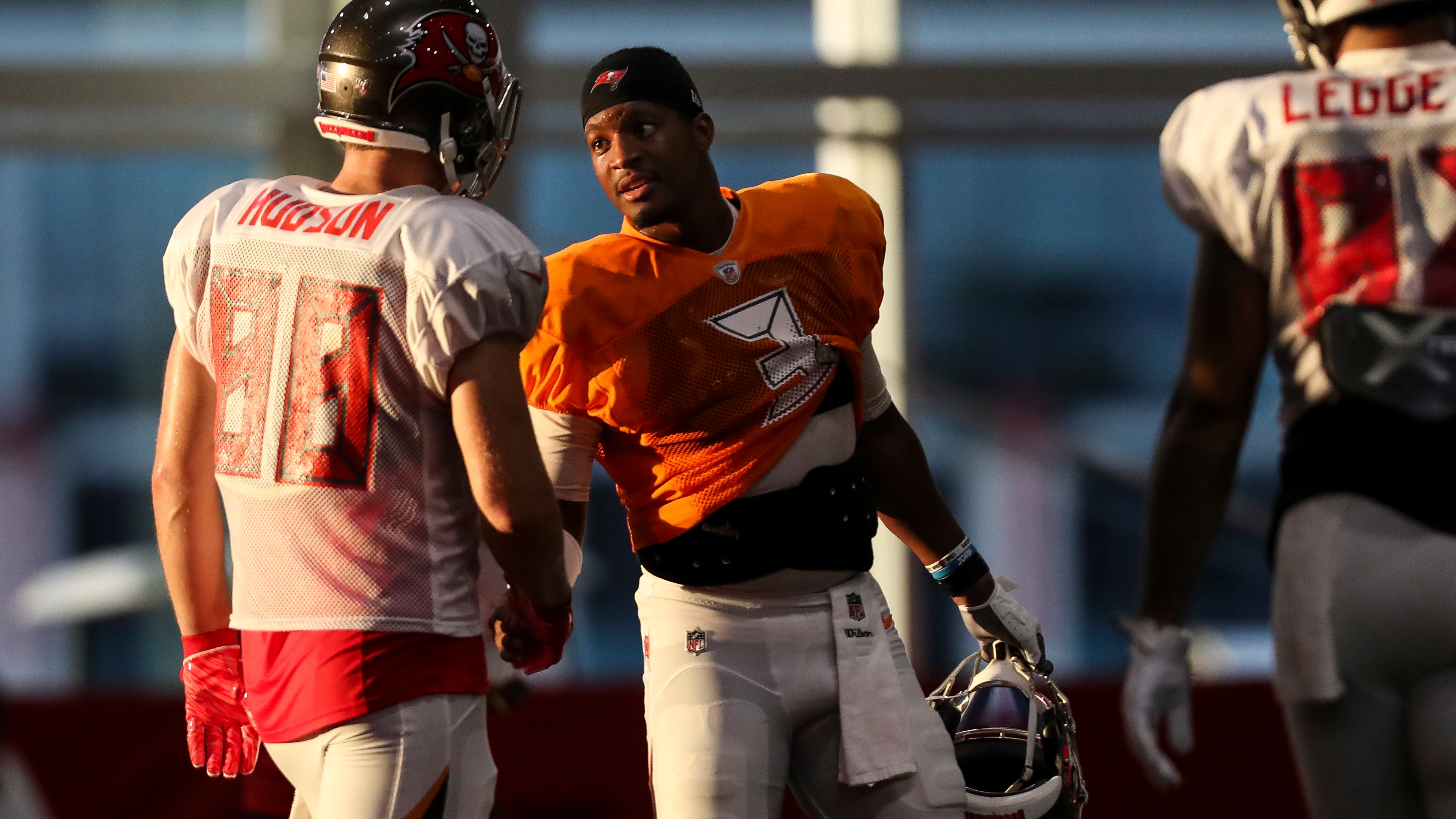 best service bd2c4 1d4dc How do the Bucs look as the first preseason game approaches?