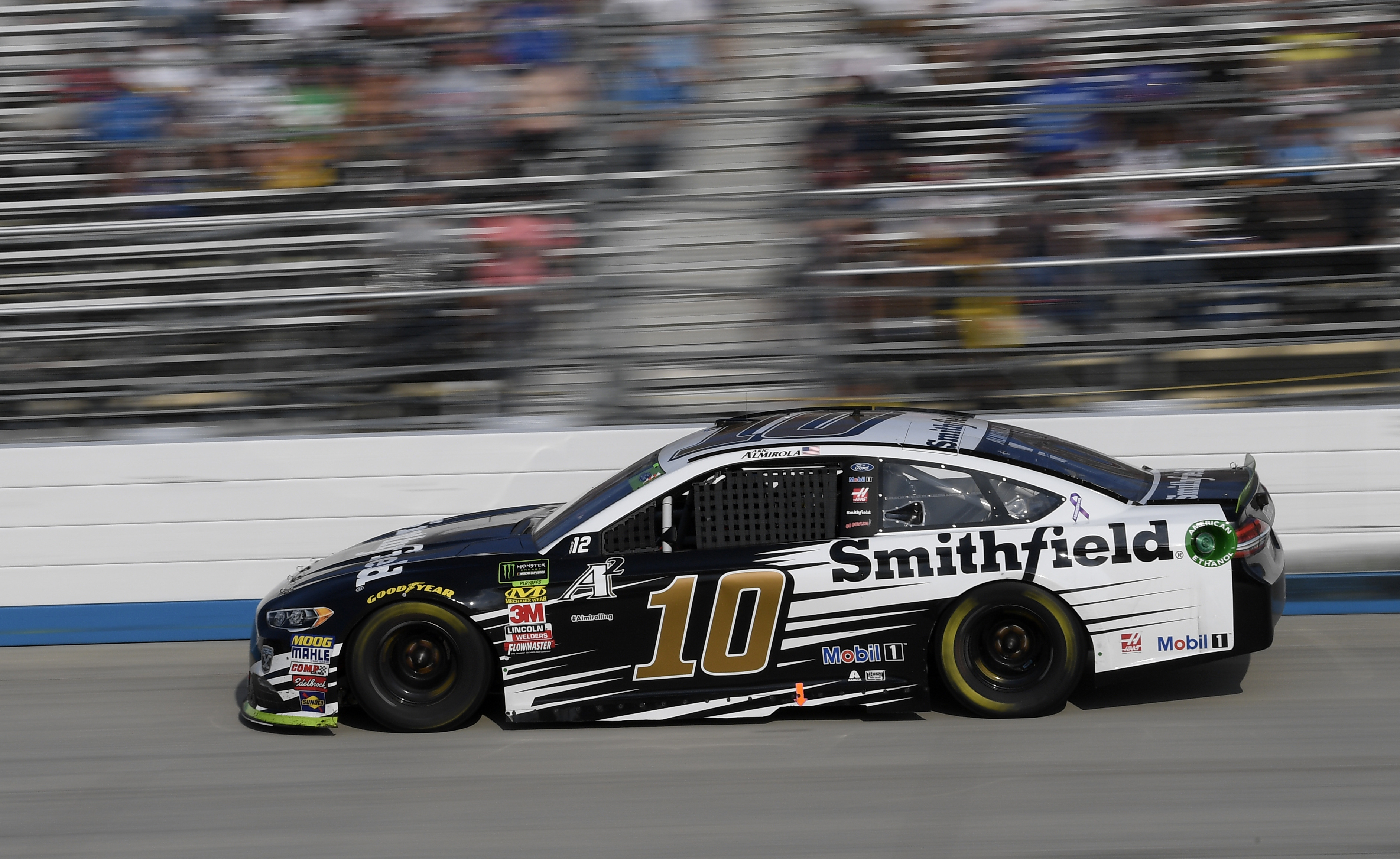 Ask Aric Almirola: What'd the NASCAR driver learn from last year's ...