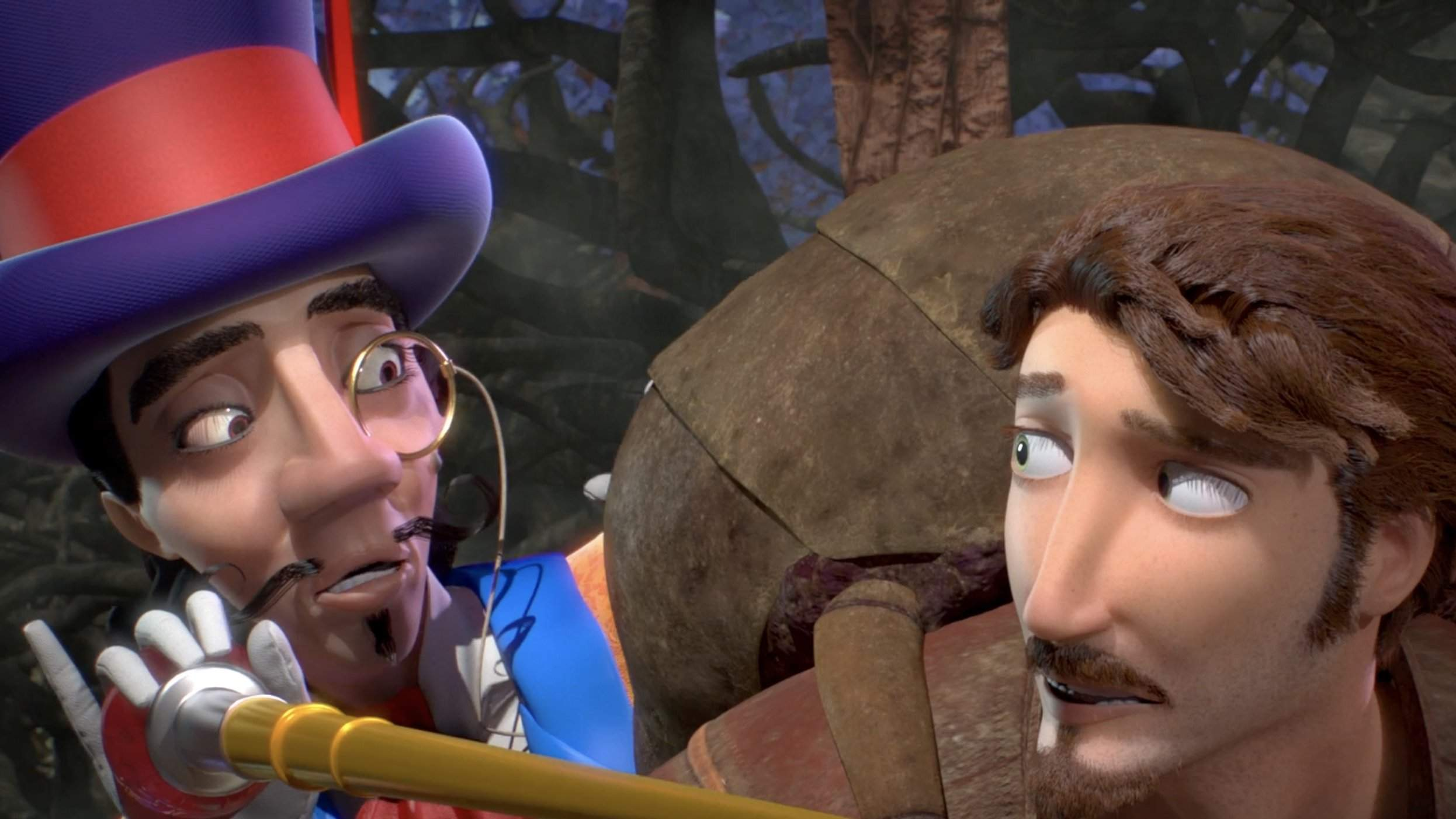 Animated movie 'Pilgrim's Progress' shows this month in theaters and in Hernando County churches