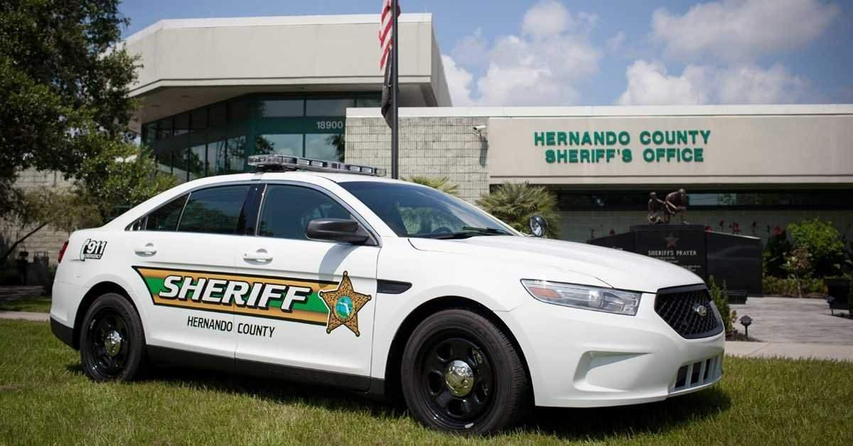 Hernando County Sheriff's Office crime reports for March 10-16