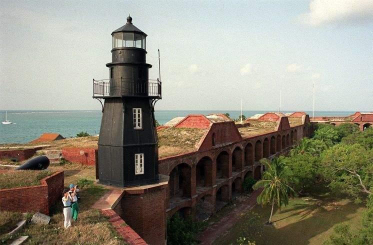Maxwell Fort Jefferson\u0027s maritime legacy