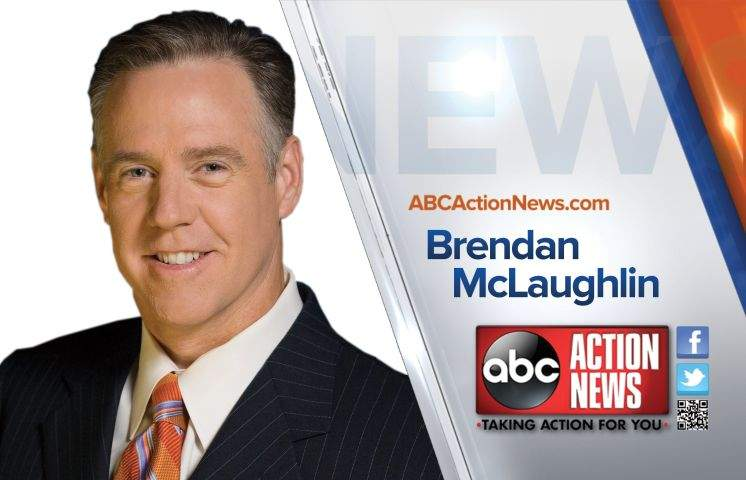 Longtime anchor Brendan McLaughlin to leave ABC Action News