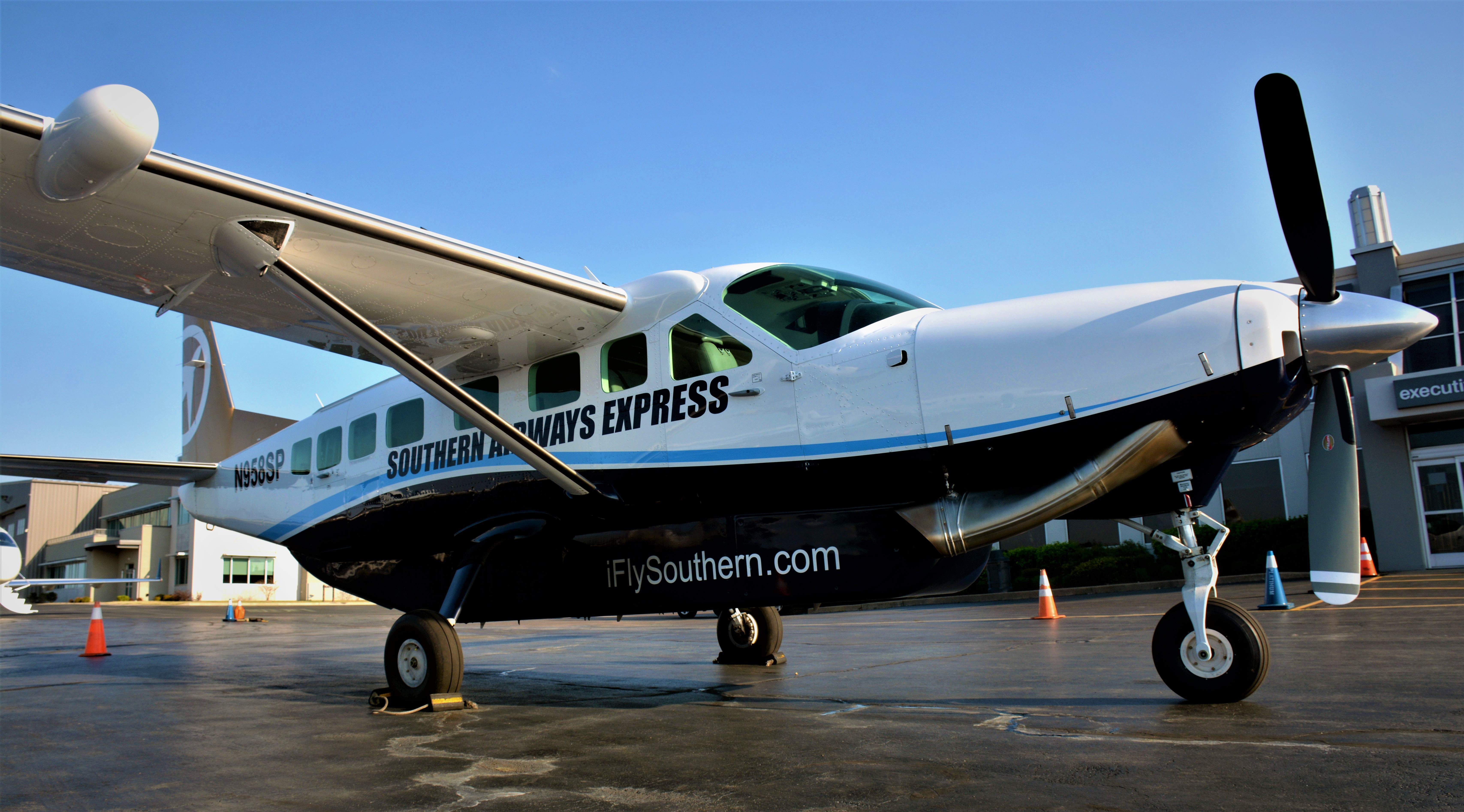 Southern Airways launching Tampa-to-West Palm Beach flights