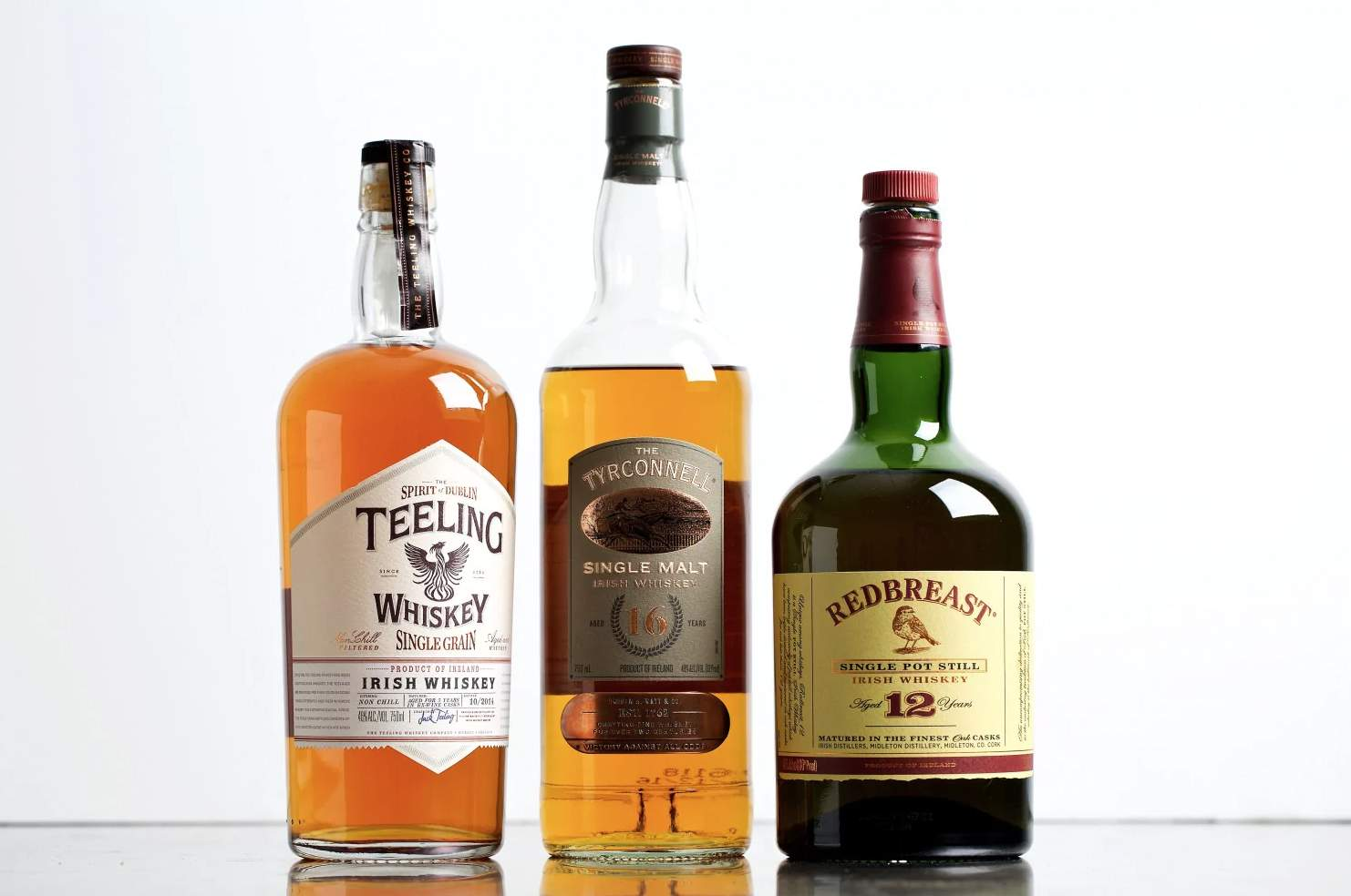 8 Irish whiskeys to try when you want to get serious