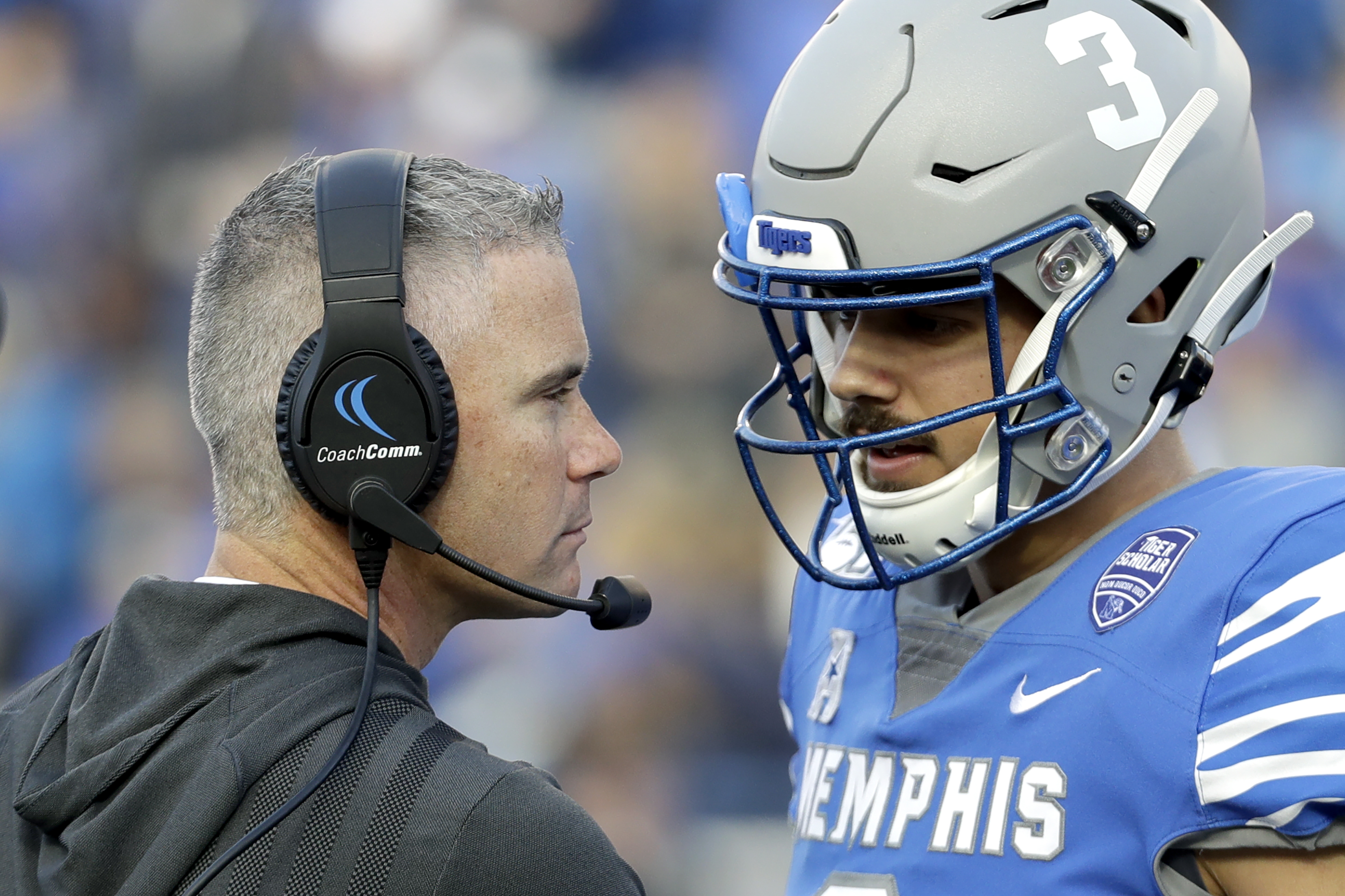 Mike Norvell Four Things I Learned About The New Fsu Football Coach From Memphis