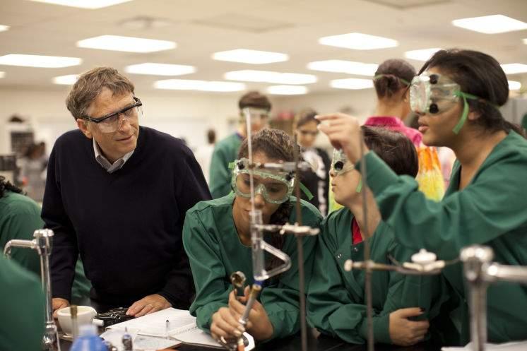 Gates partnership leaves Hillsborough schools shouldering