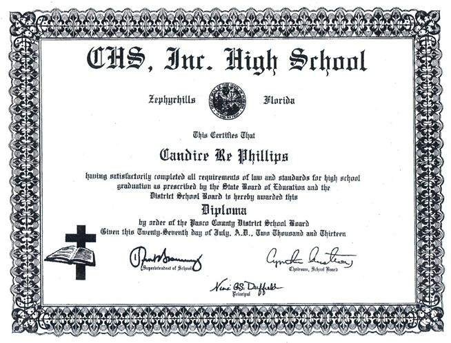 Editorial Put Home School Diploma Scam Out Of Business