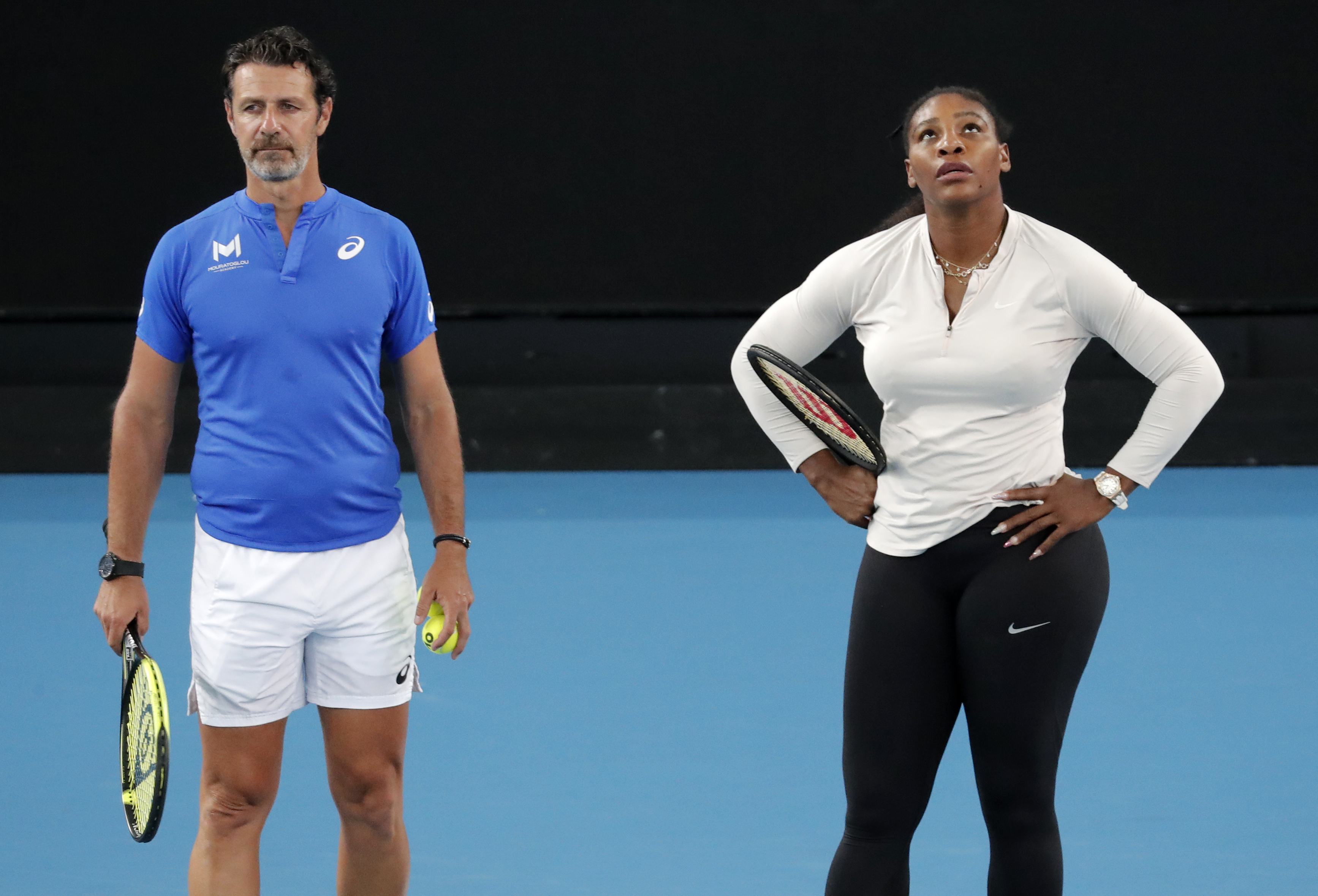 Serena Williams Coach To Start Tennis League To Help Fill Competition Void
