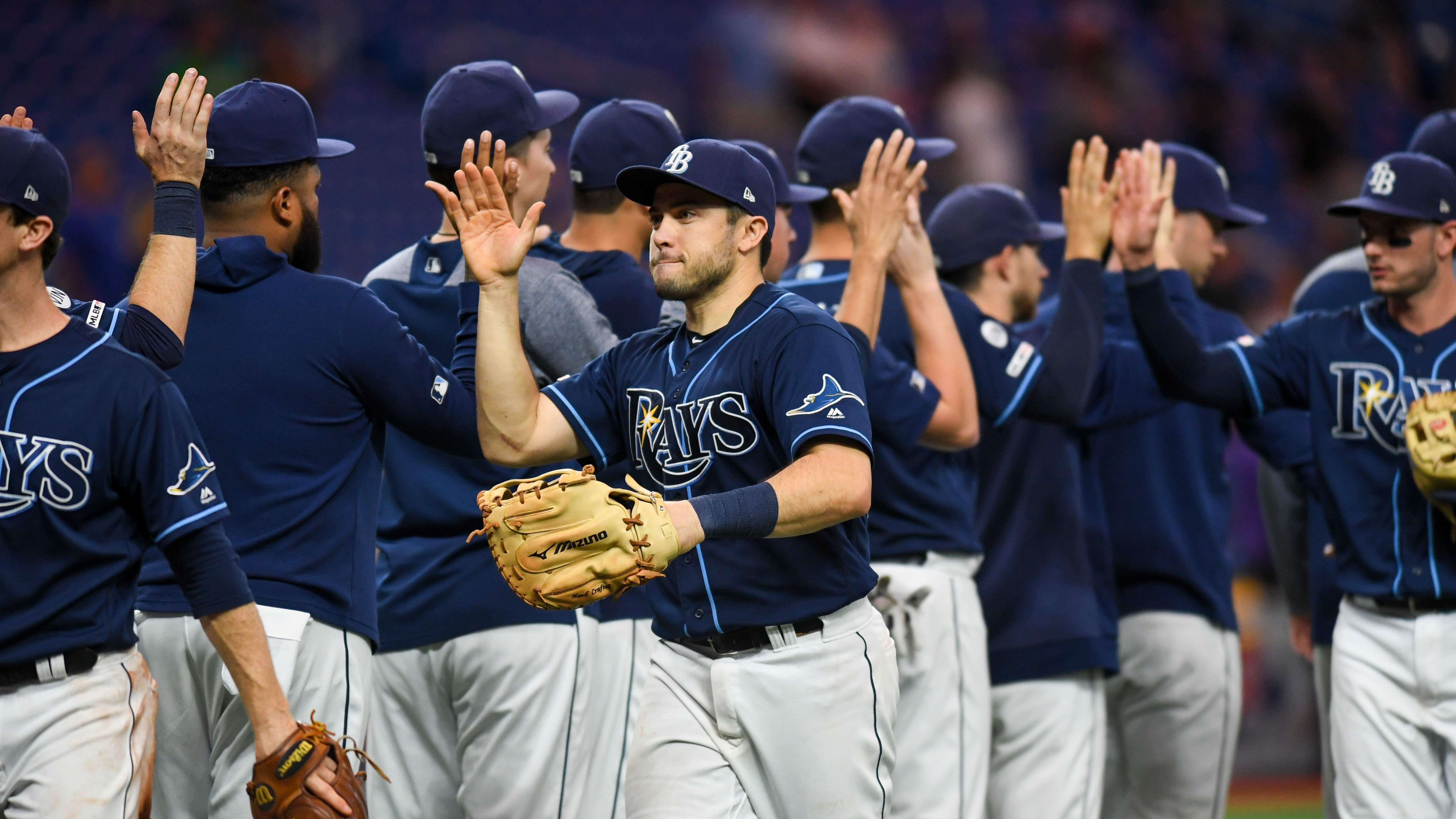 Here's how to watch the Rays play tonight, only on YouTube