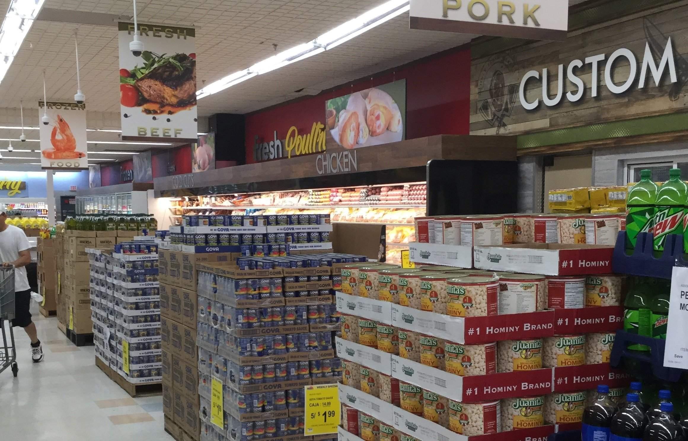 Bravo Supermarkets is growing in Hillsborough to match