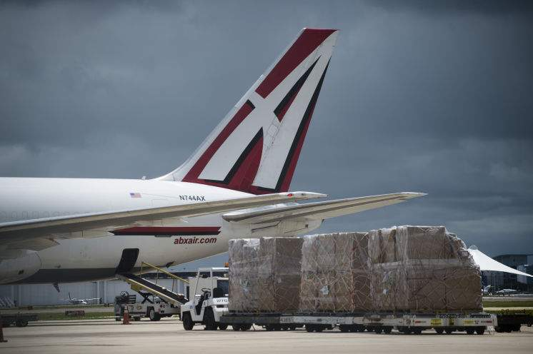 Tampa International Airport's cargo operations busy keeping