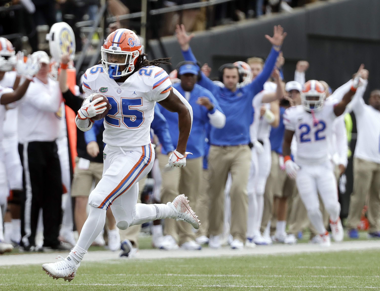 No Florida Rallies From Down To Beat Vanderbilt