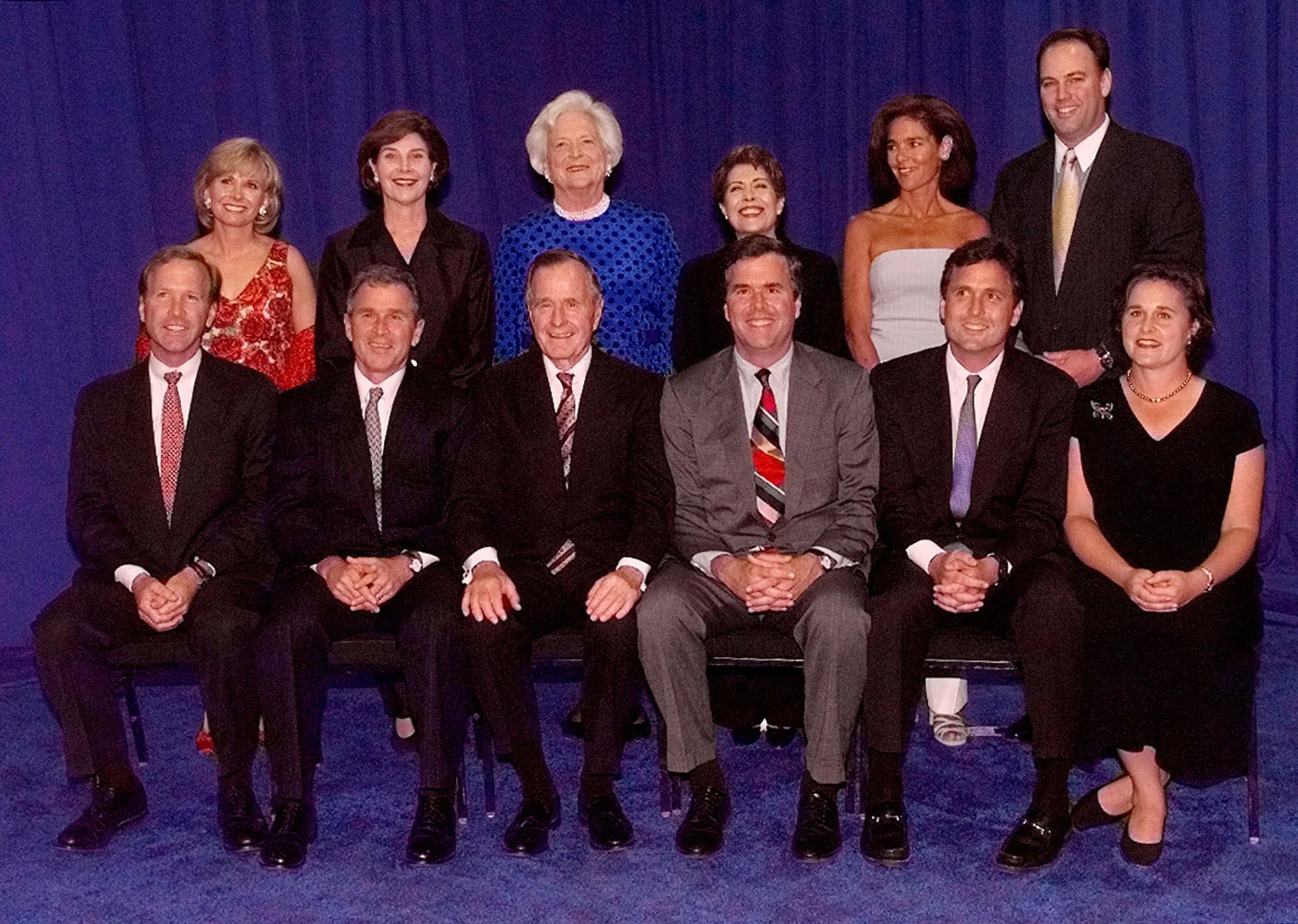 Remembering George H W Bush Through The Years