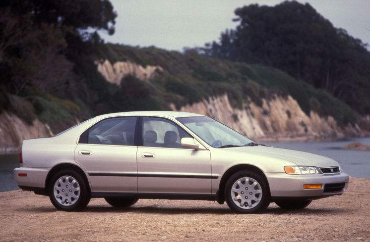 Honda models top most stolen vehicle list