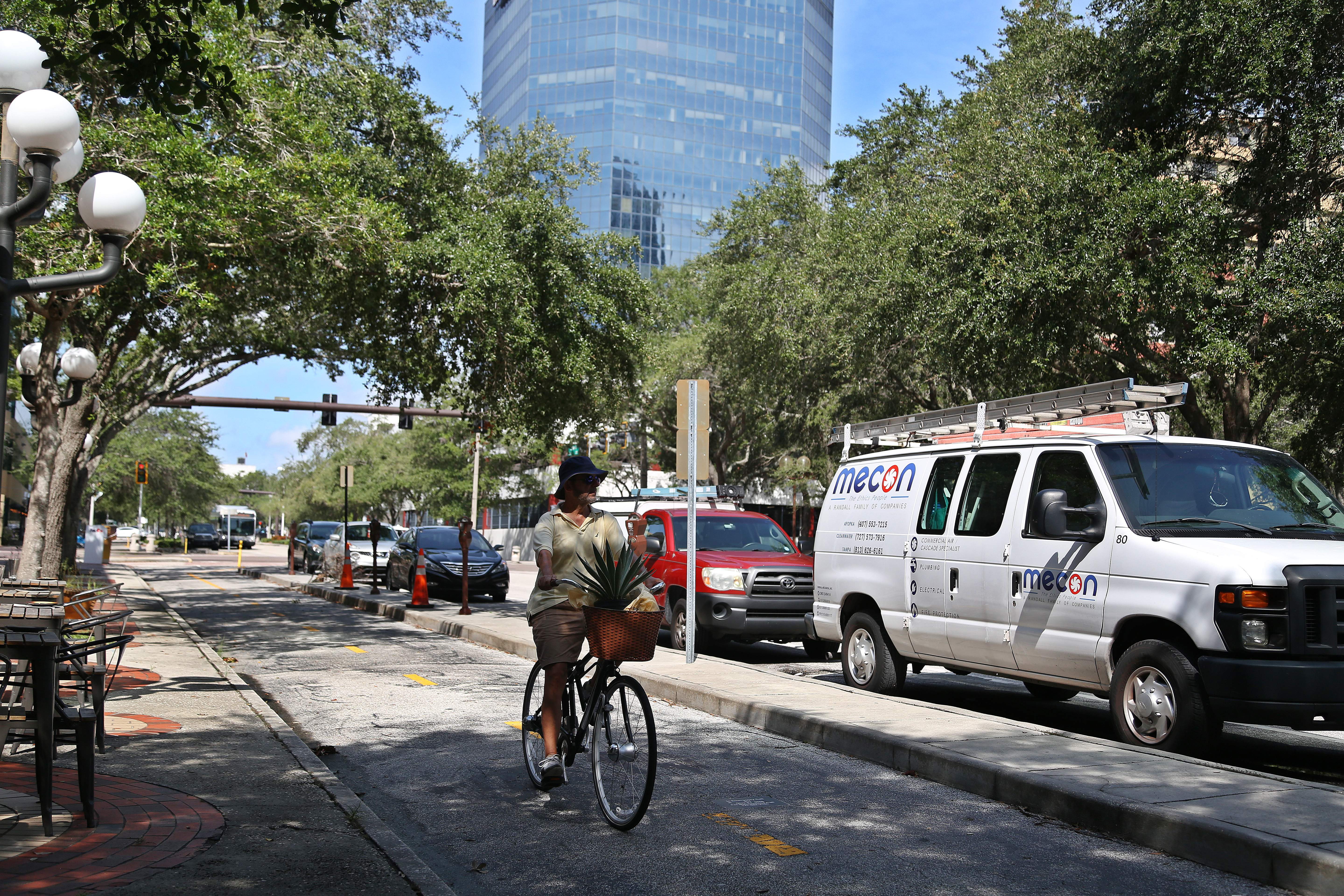 Top 5 at noon: More bike lanes, angled parking in St