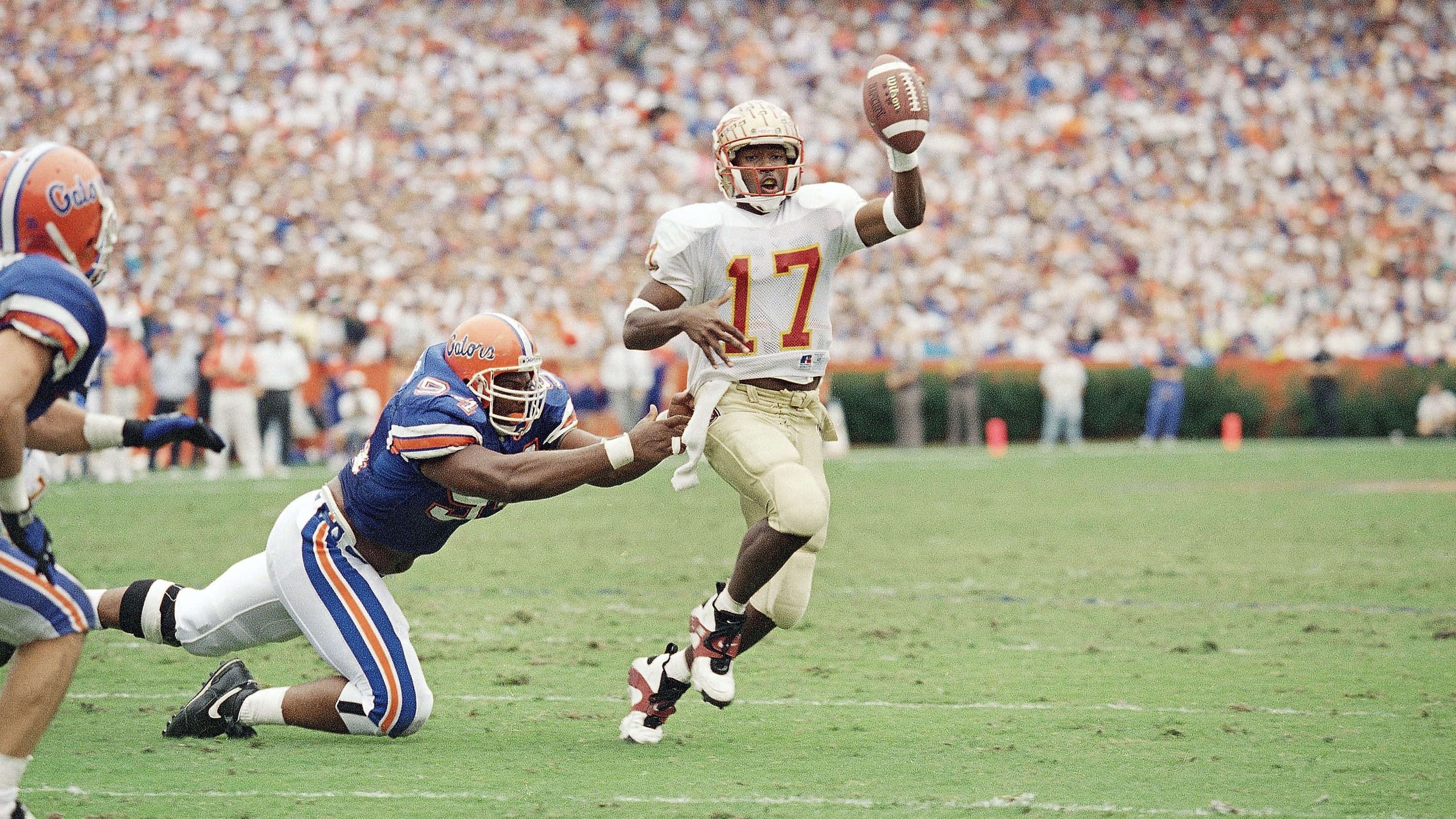 State of Florida's 50 greatest single-game college football