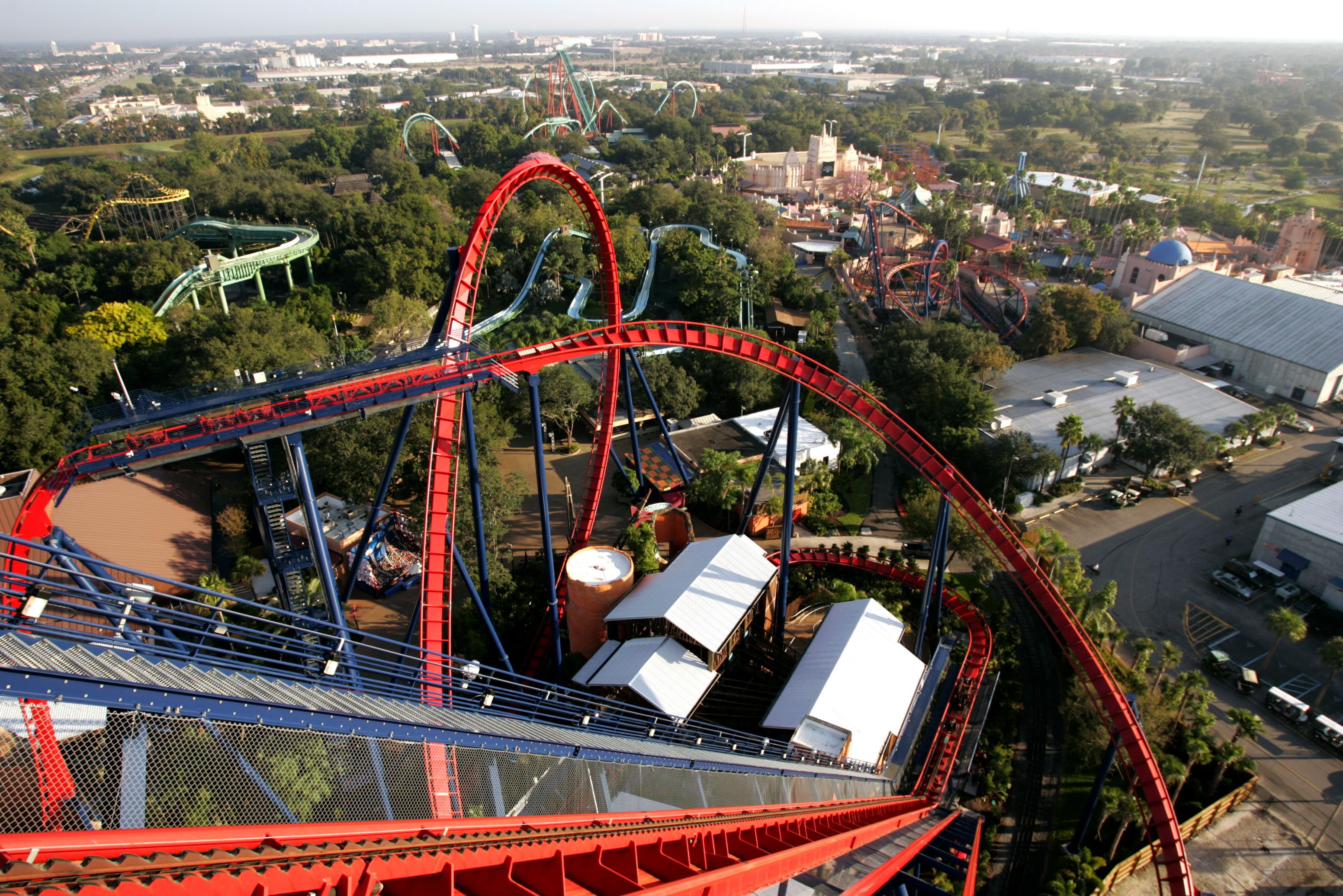 What A Wild Ride Look Back At 60 Years Of Busch Gardens Thrill Rides