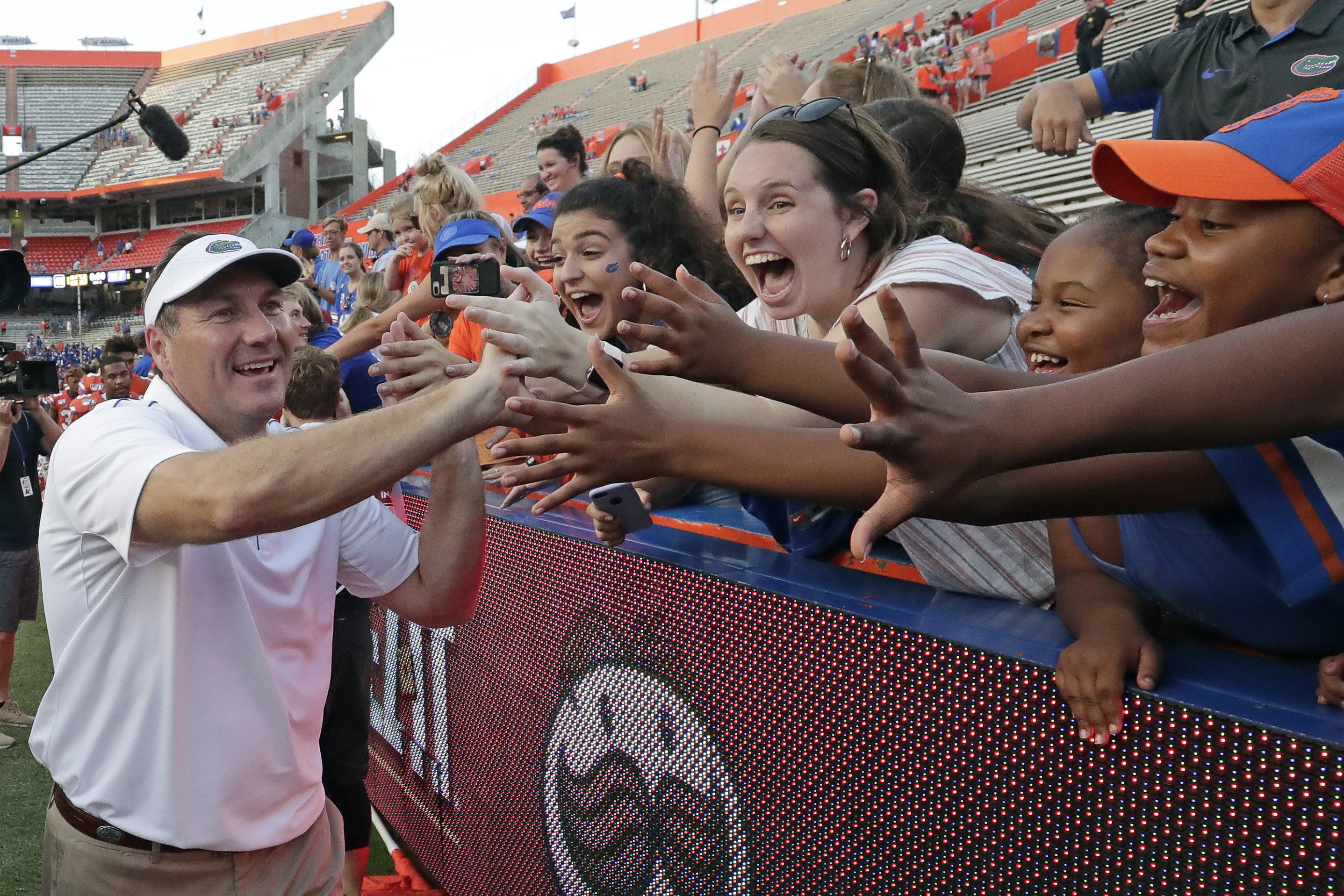 Florida Gators Will Host Espn S College Gameday Vs Auburn