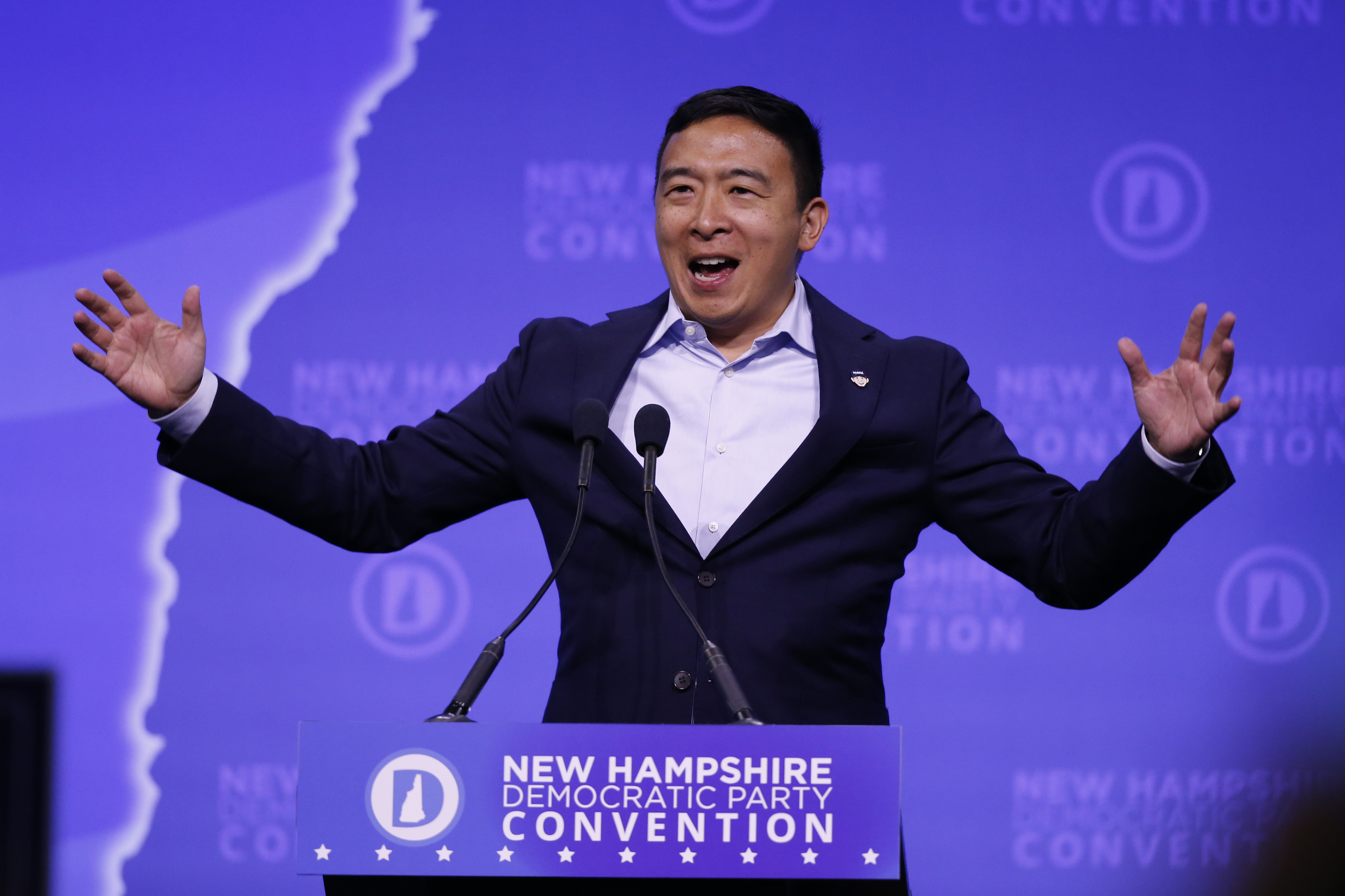 PolitiFact: Andrew Yang revives debunked claim about Green
