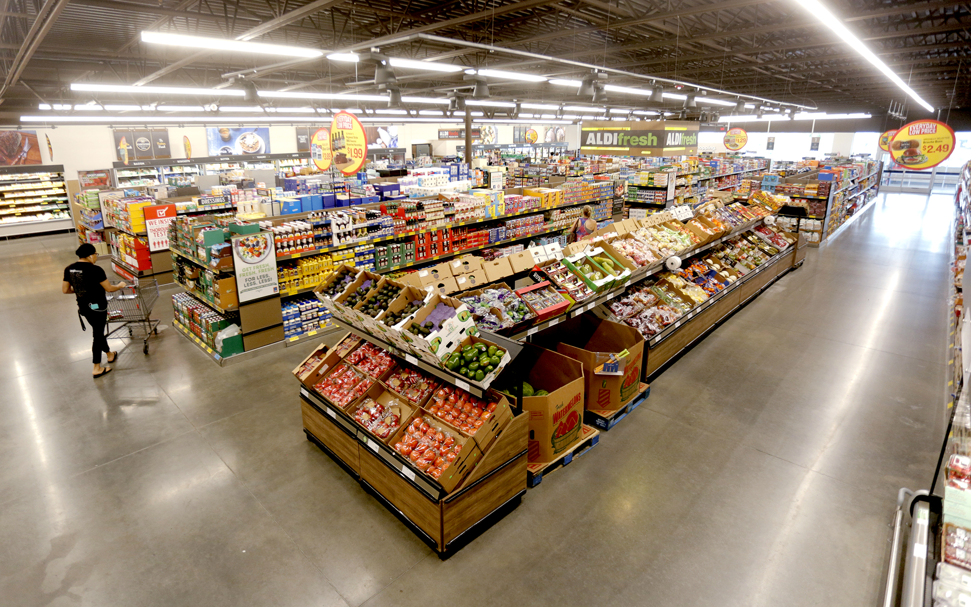Aldi is planning a store for New Tampa