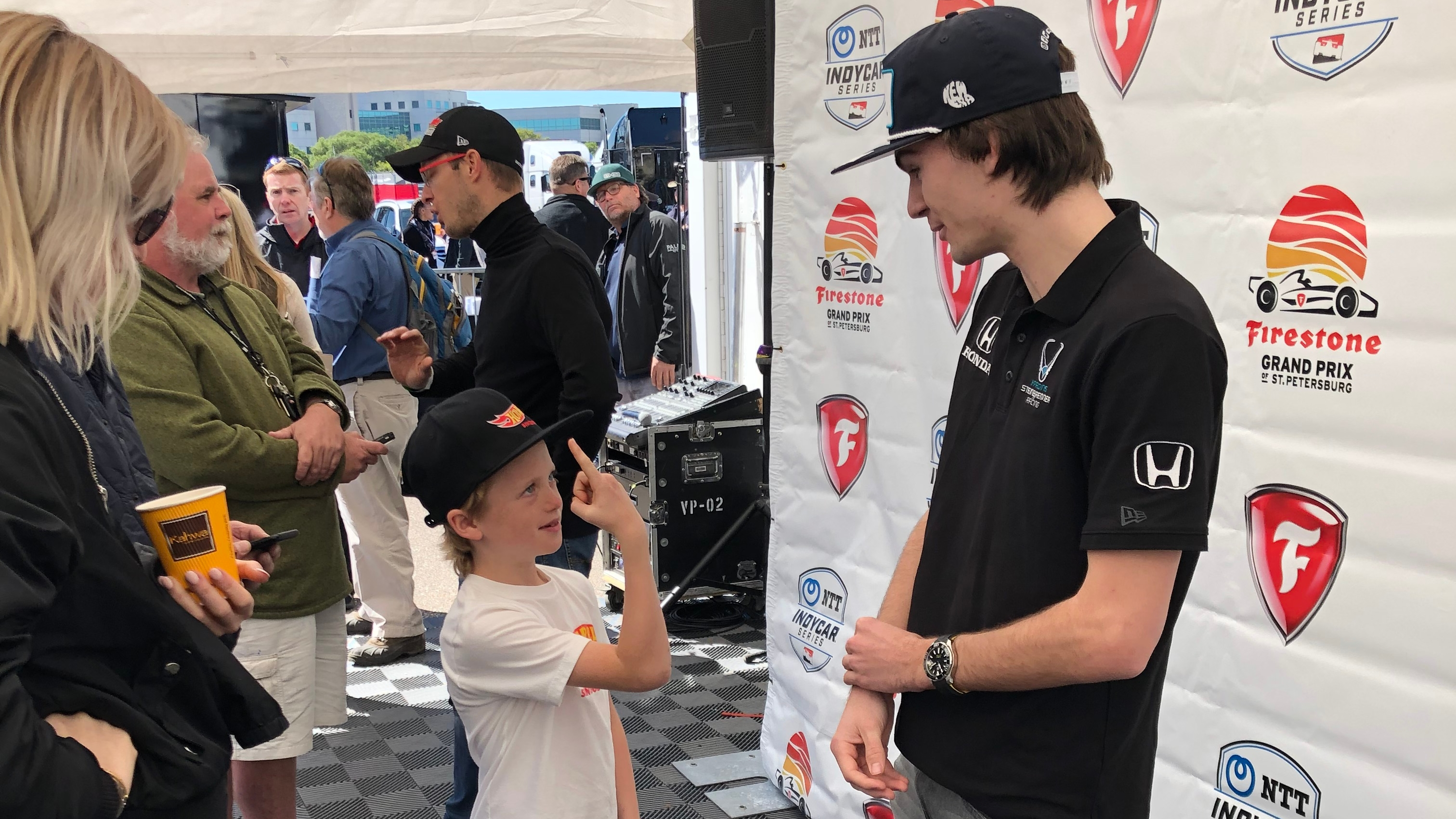 Grand Prix of St. Petersburg: How Colton Herta honors Dan Wheldon