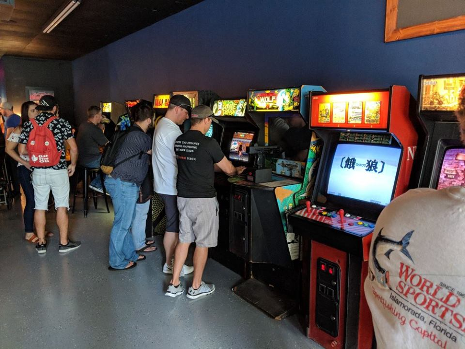 13 arcade bars and other places to play video games around