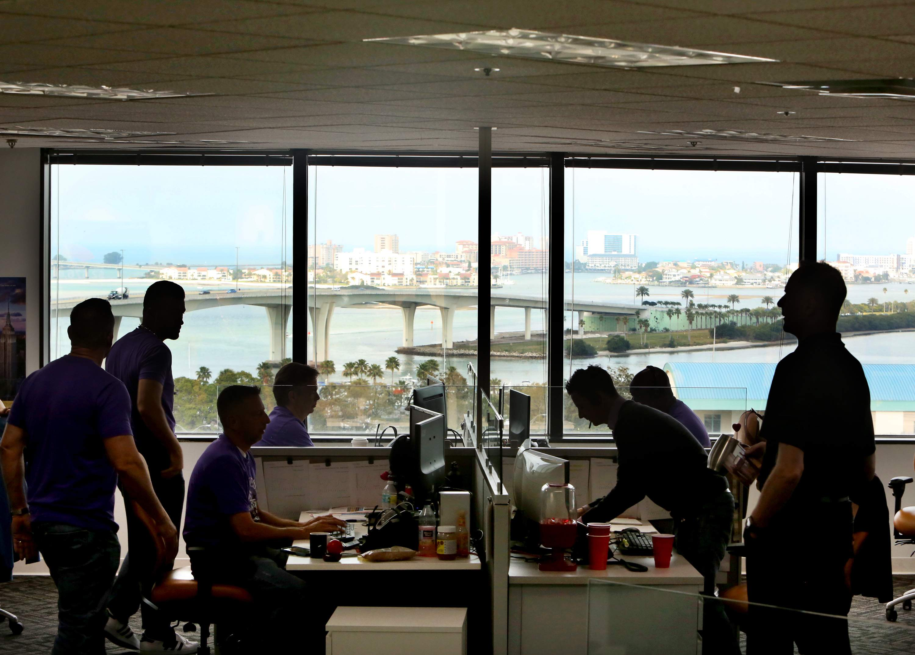 Welfont, KnowBe4, Teami and other Tampa Bay companies rank