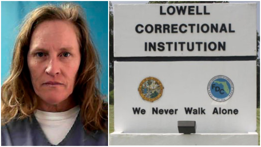 an inmate in a florida prison