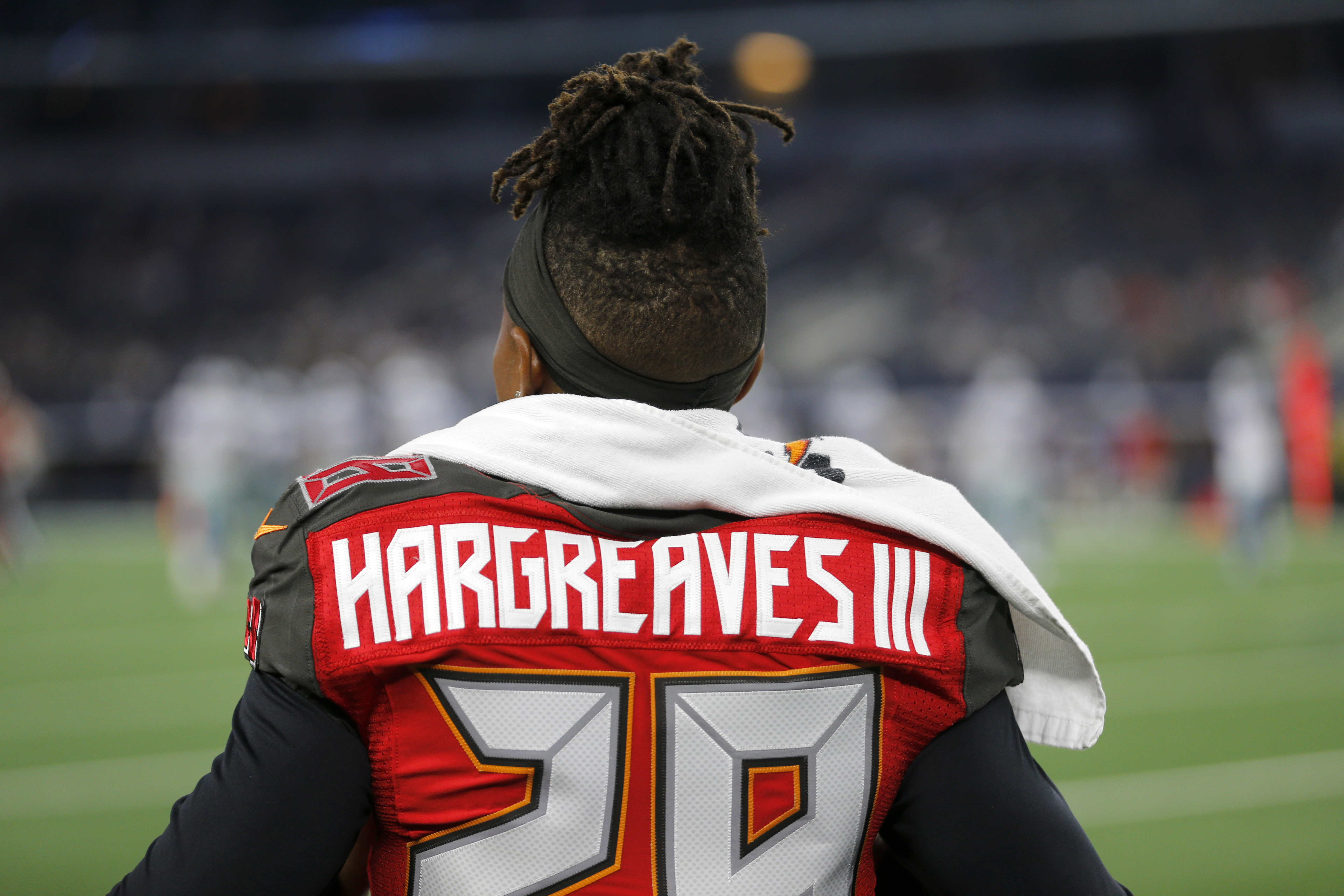 watch f2c23 80398 Can Vernon Hargreaves be more than a reminder of the Bucs ...