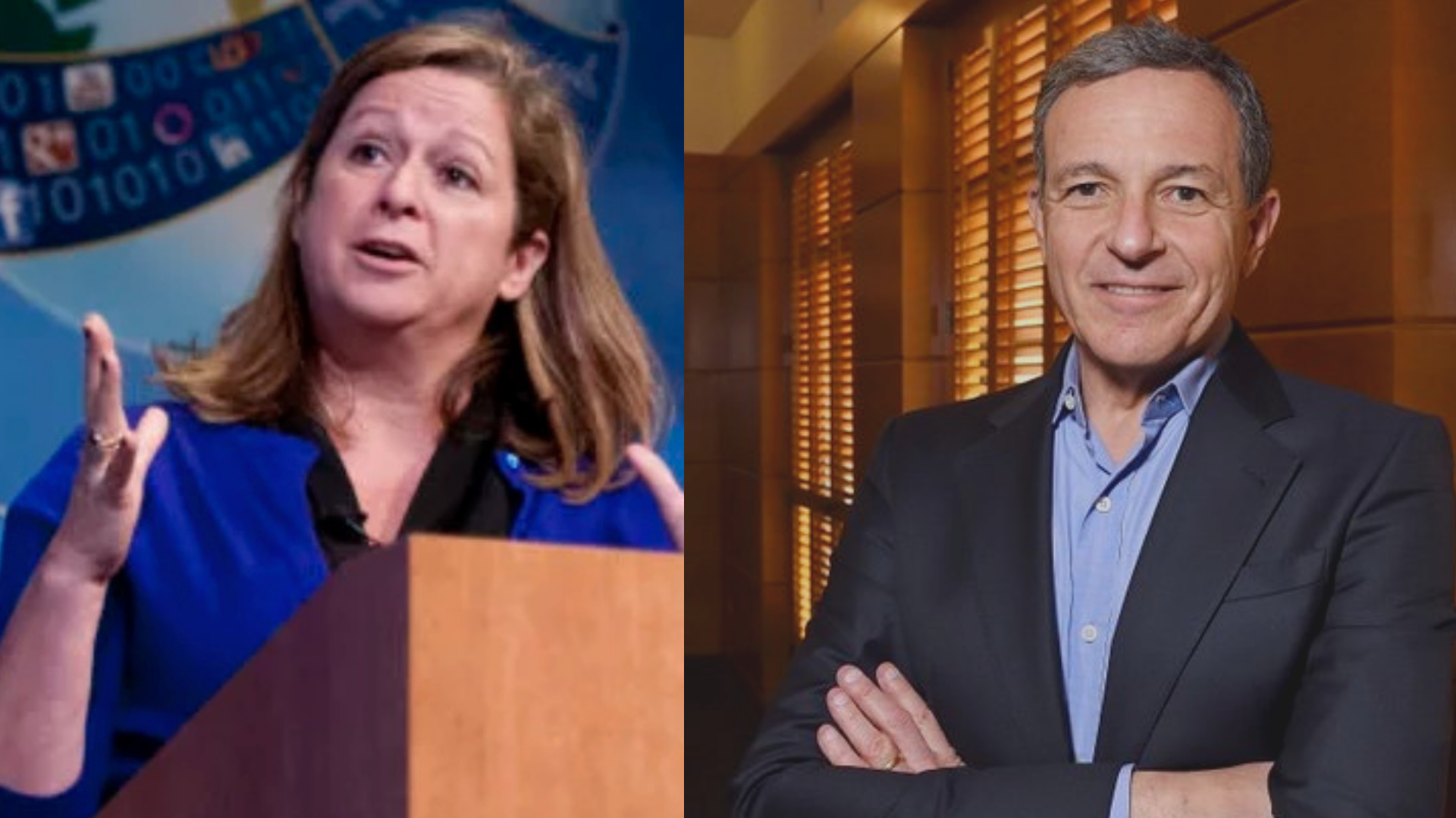Abigail Disney, Walt's grandniece, calls Disney CEO's $65