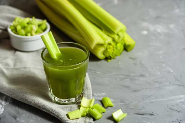 Celery, an often underappreciated vegetable, is having a