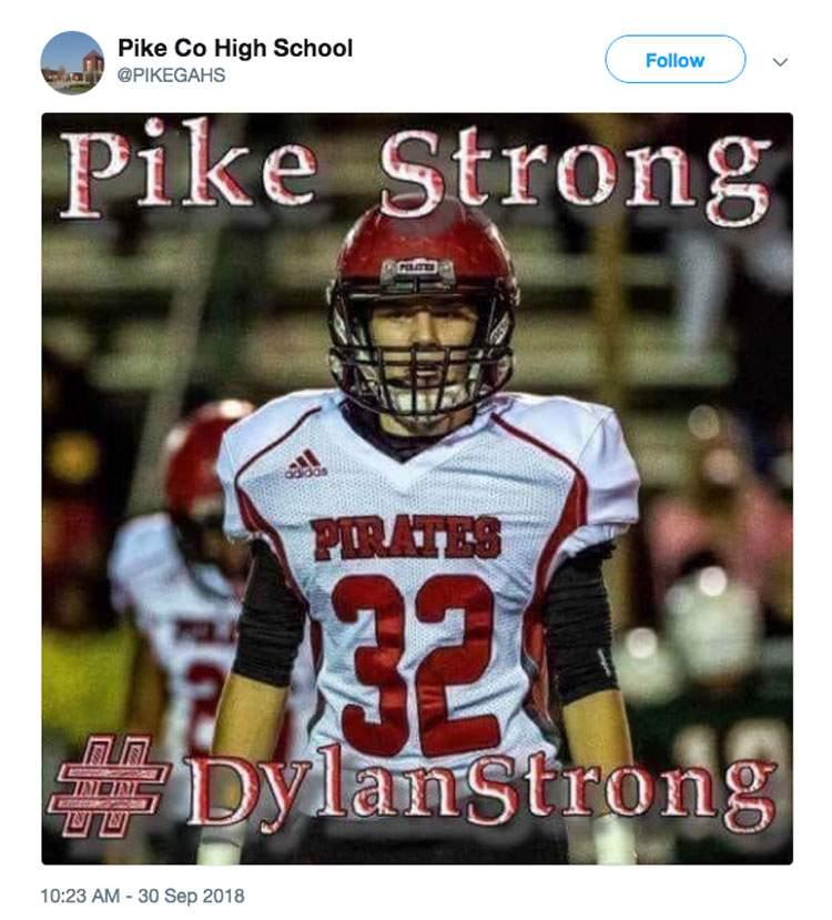 info for 07a9a 9e872 Football-related brain injury claims Georgia high school ...